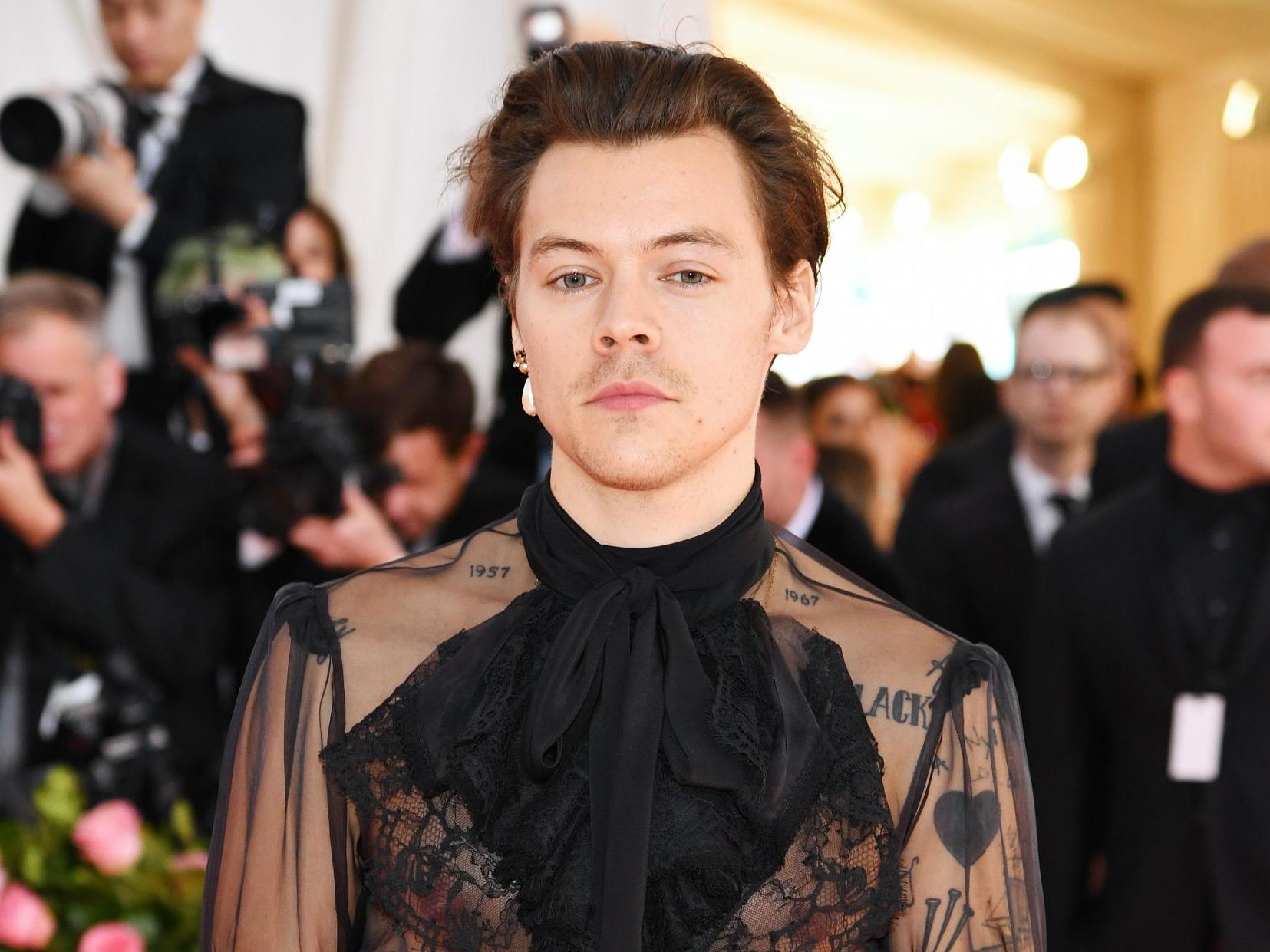 Harry Styles 'locked himself in his bedroom at night' after being stalked by homeless man