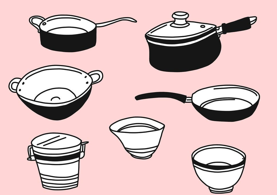 Best student kitchen sets: Pots, pans, cutlery, crockery and