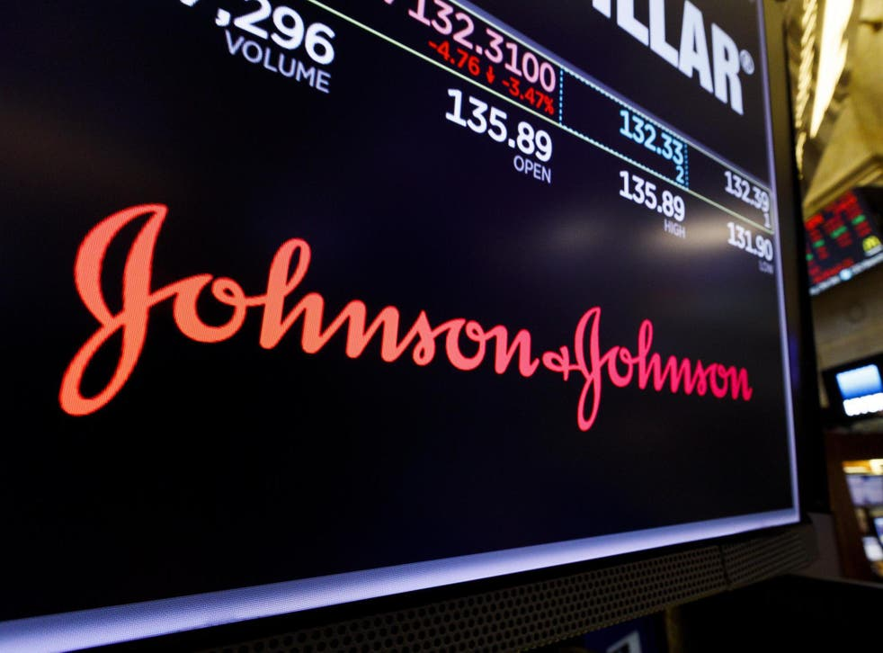 US pharmaceutical giant Johnson & Johnson were found liable by a judge in relation to an opioid epidemic and ordered to pay $572m in damages