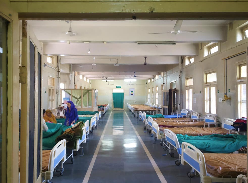 Shri Maharaja Hari Singh hospital