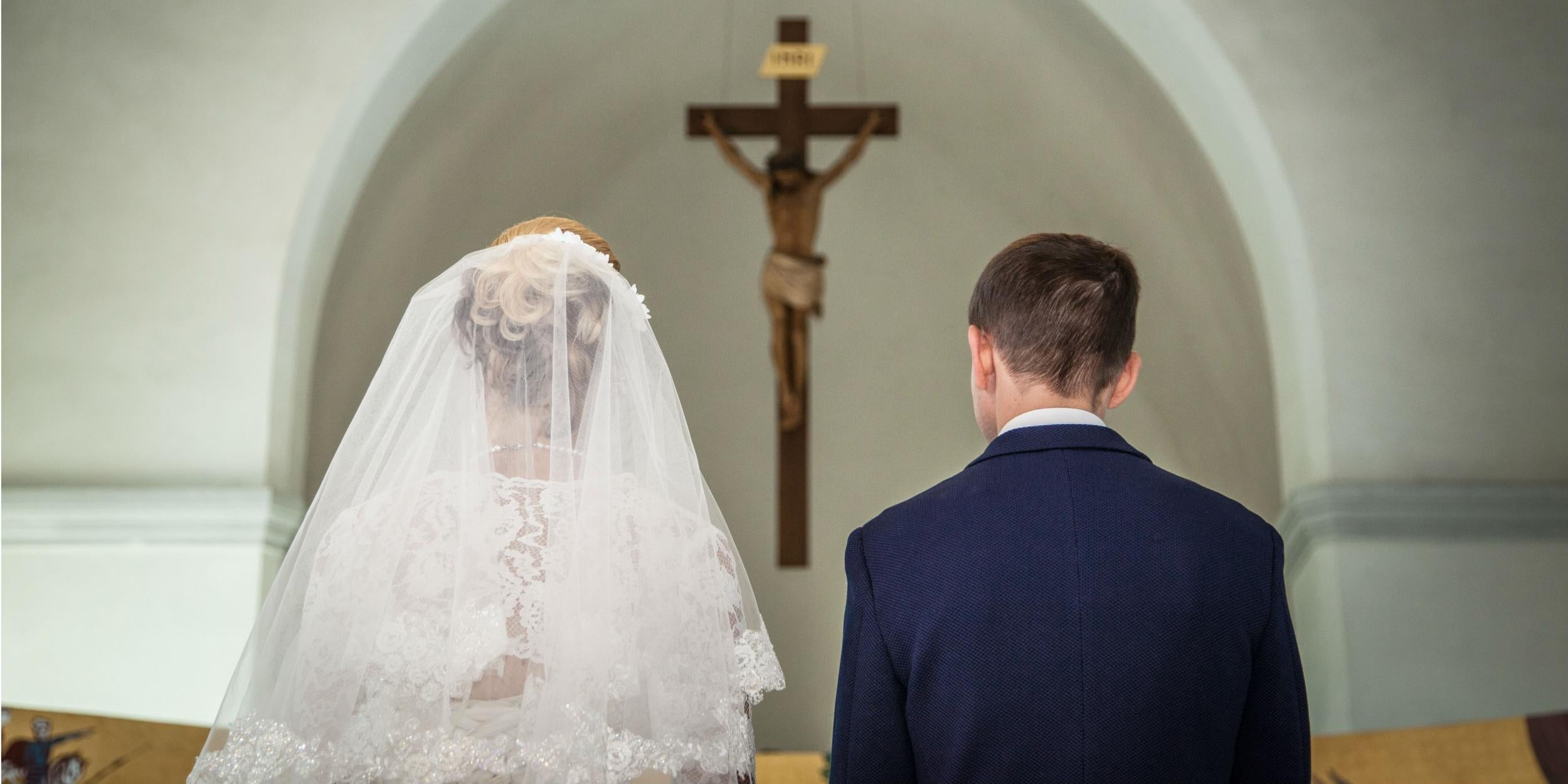 Groom's friend refuses to attend wedding because it's not in a church