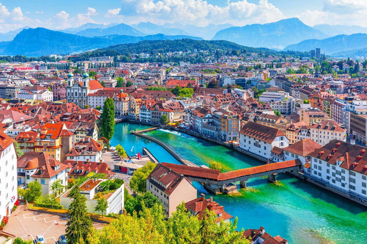 Lucerne guide: Where to eat, drink, shop and stay in Switzerland's City of Light