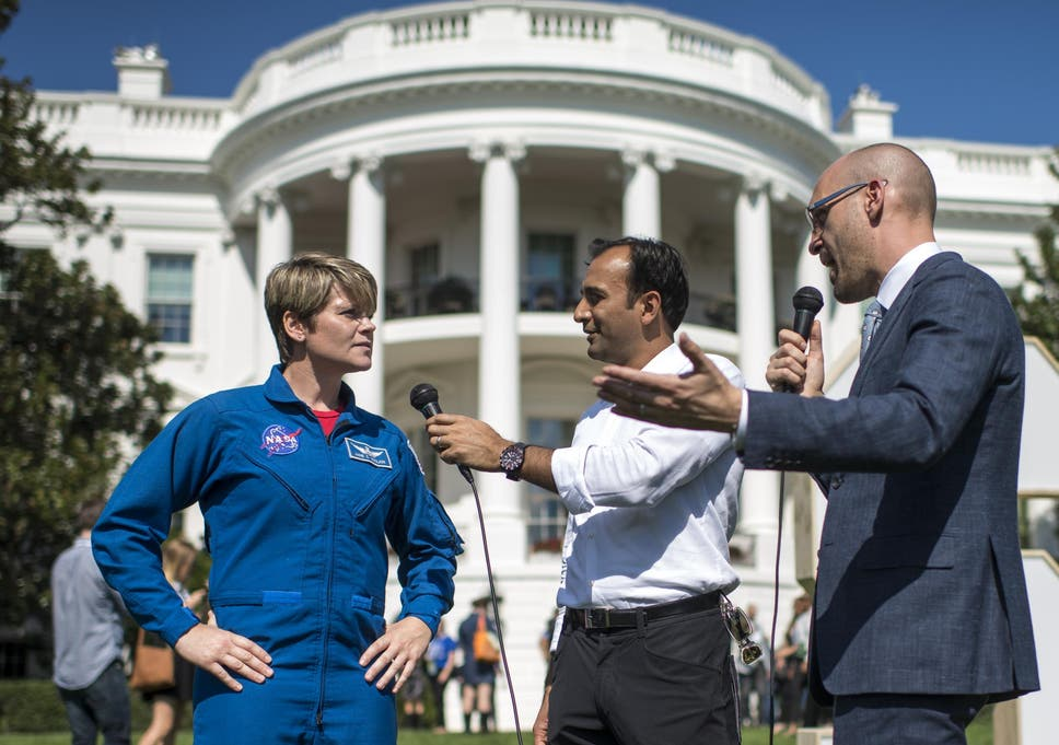 NASA astronaut accused of first space crime denies hacking