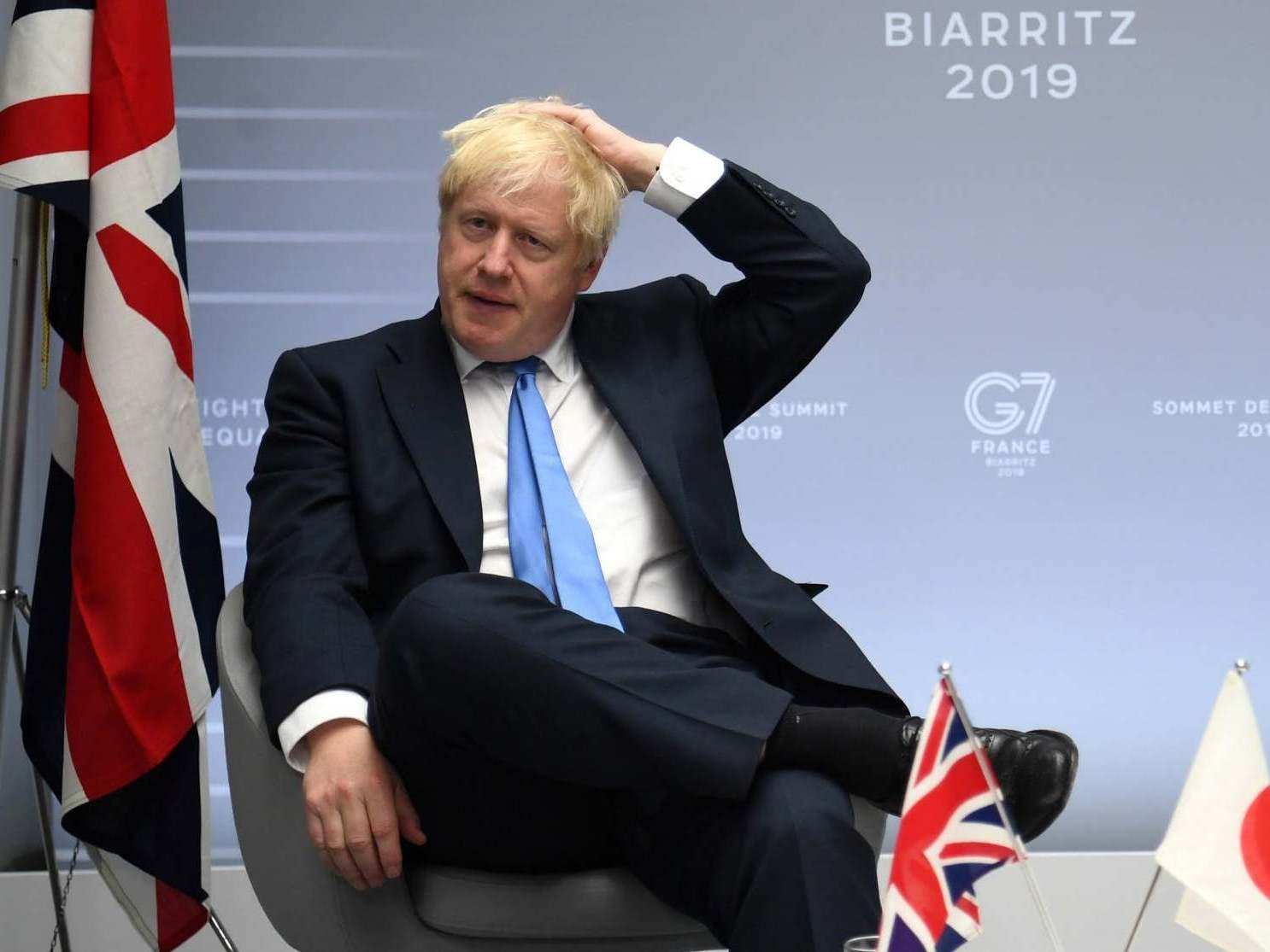 Can Boris Johnson hold his party together if the EU moves on the backstop?