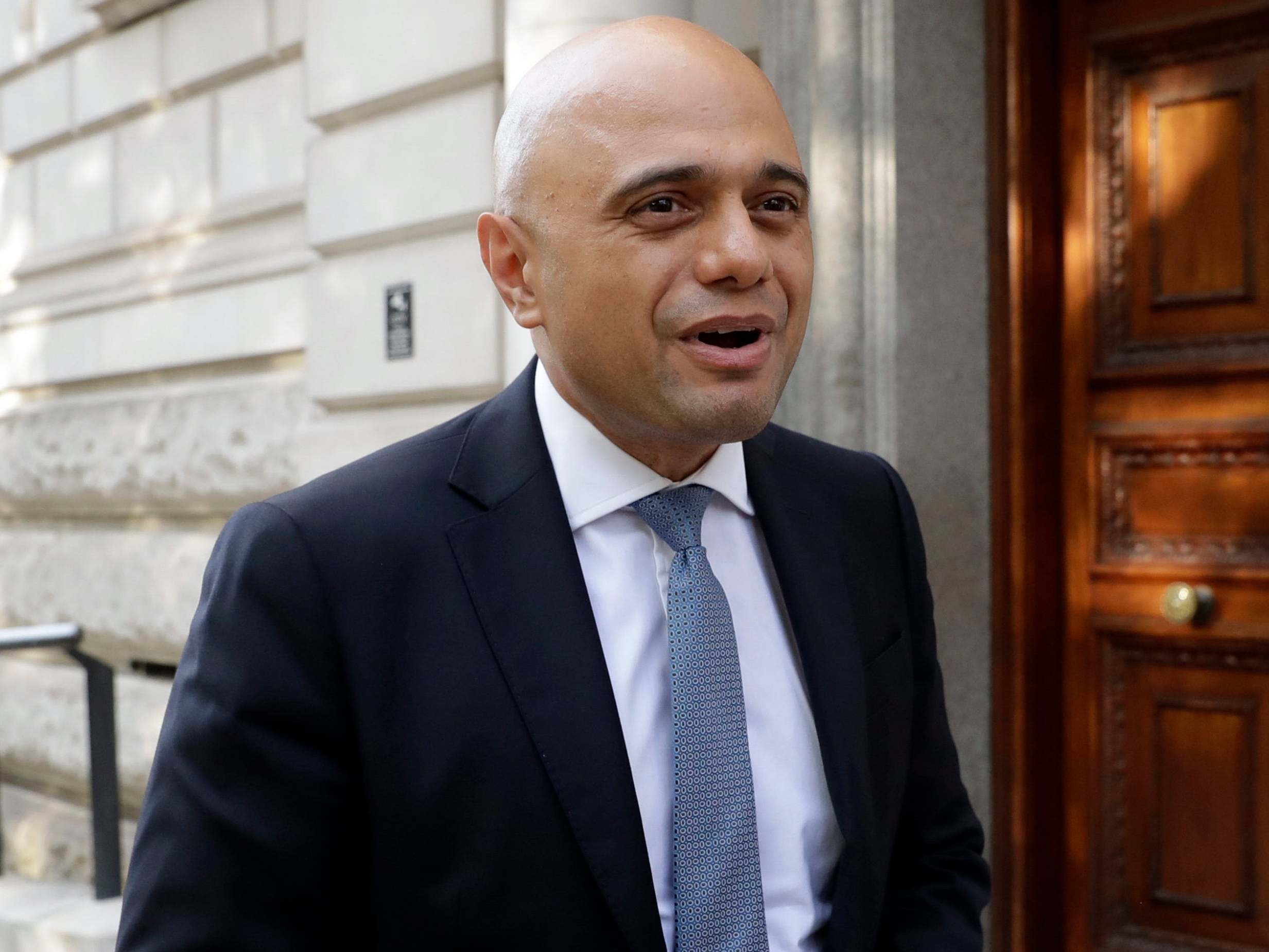 Sajid Javid cancels first major speech as chancellor but confirms spending round will be delivered early September