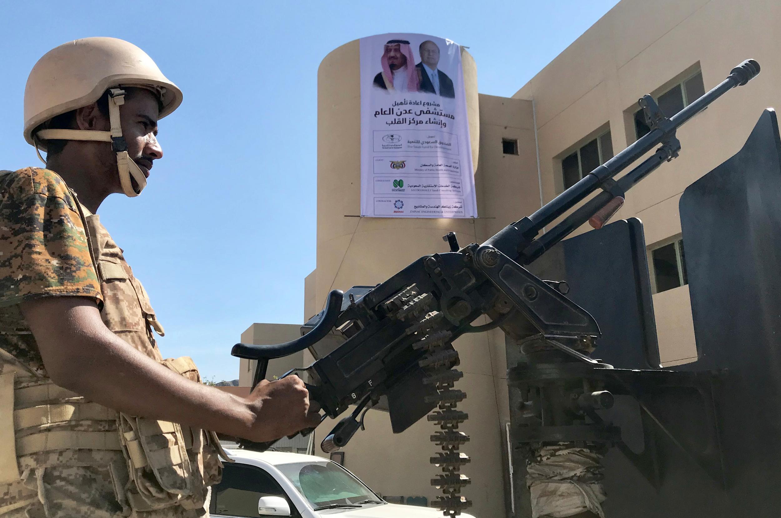 Saudi Arabia - latest news, breaking stories and comment