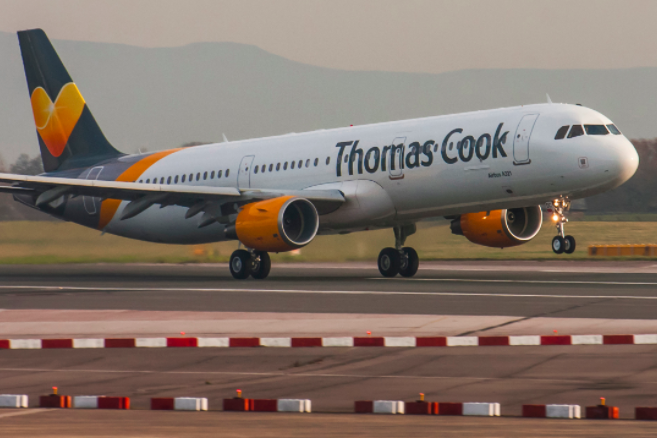 Thomas Cook future assured with £900m rescue deal