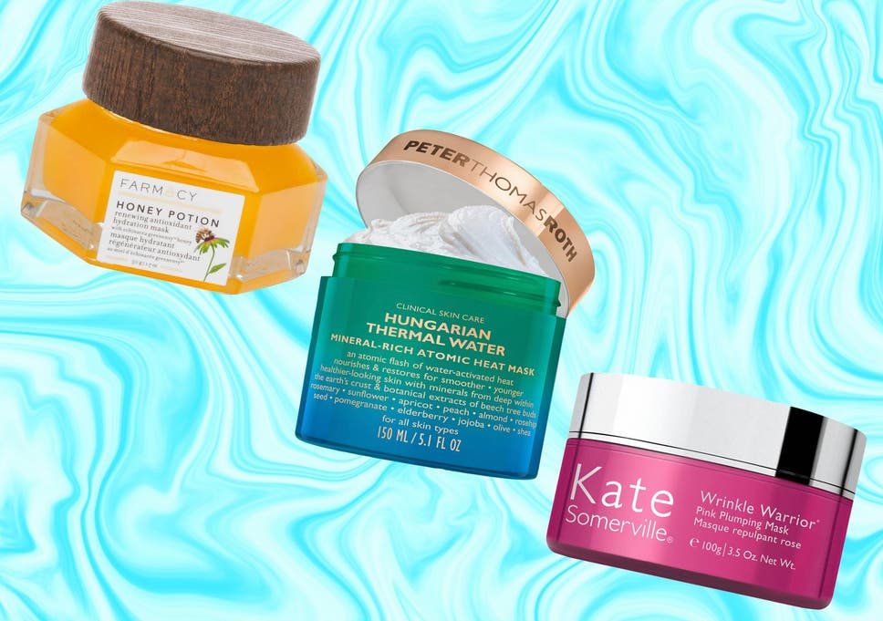 Best hydrating face masks that are soothing, brightening and