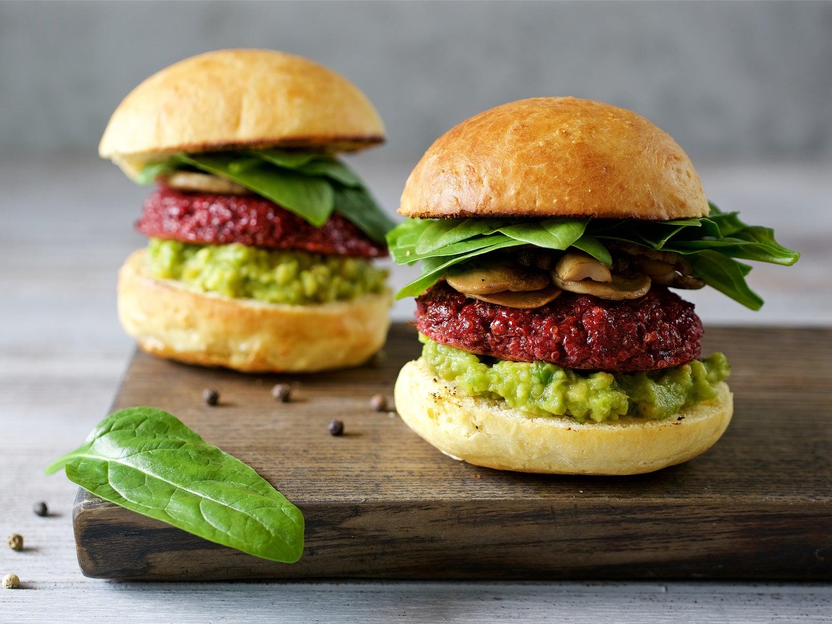 Vegan takeaway orders in UK increase by 388% in two years 1