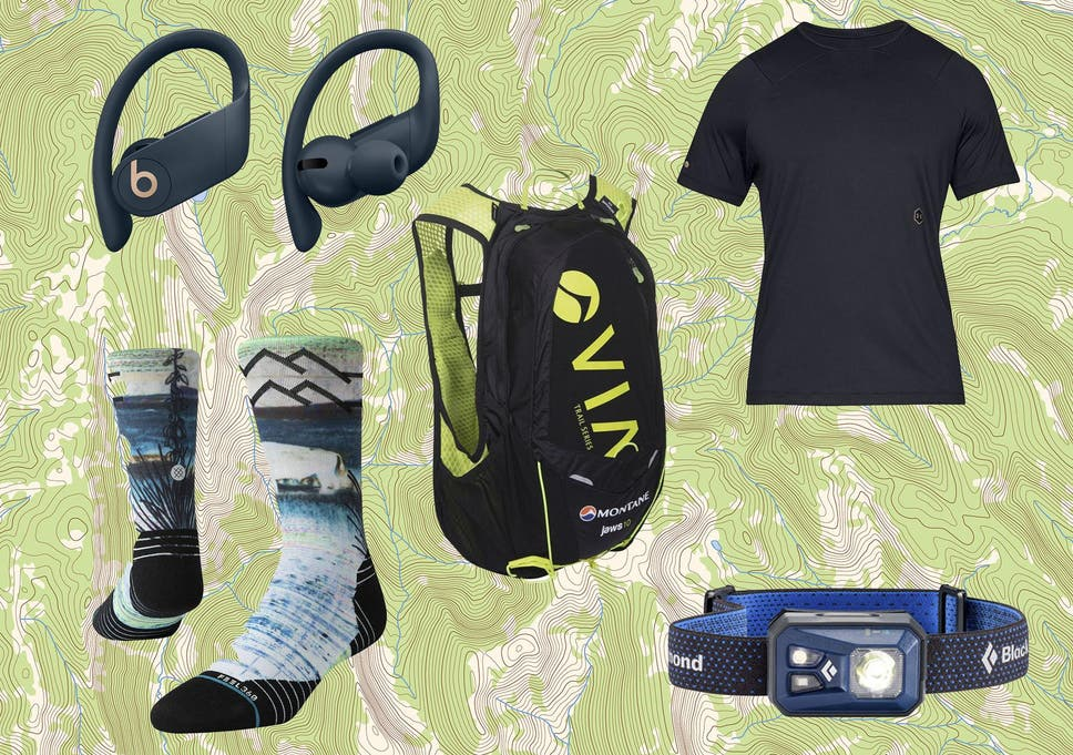 Best men's running gear: Shorts, shoes, jackets and more