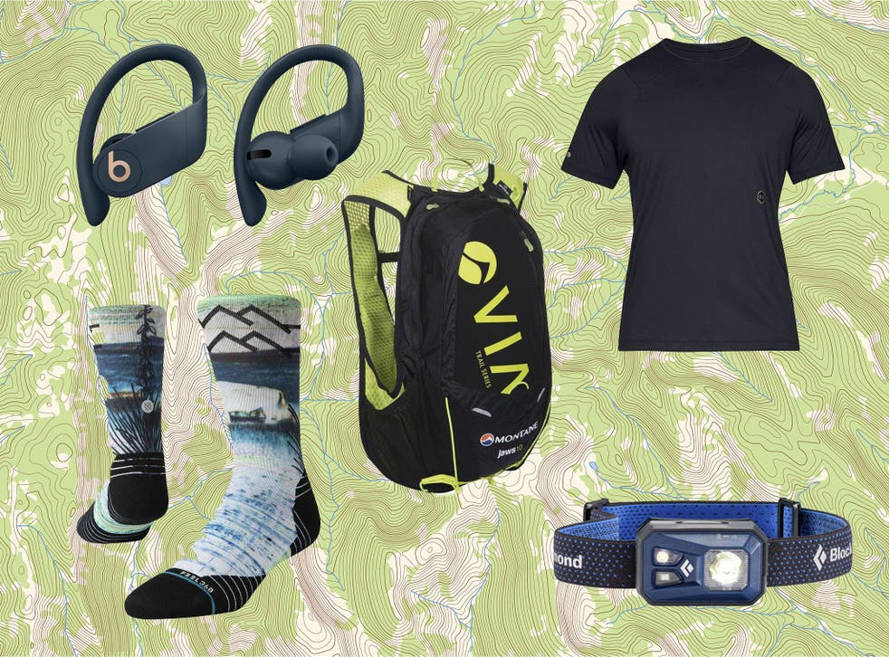 Depending on the terrain and distance you are planning to travel, you might want to upgrade to a few specialty items