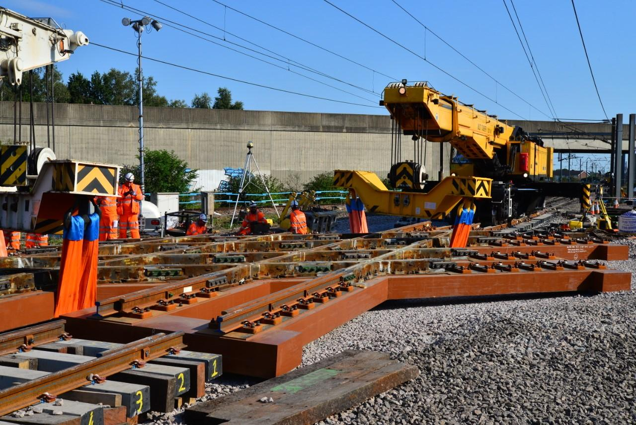 Network Rail criticised for 'wasting millions' on Newark crossing upgrade