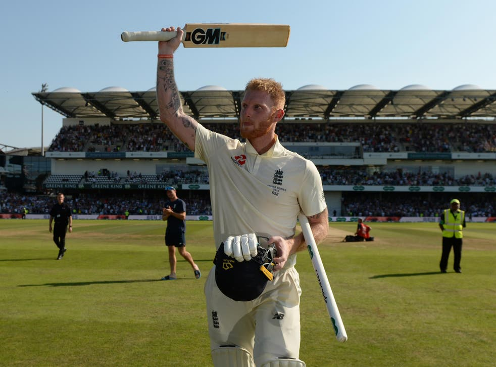Ben Stokes was England's Ashes hero at Headingley