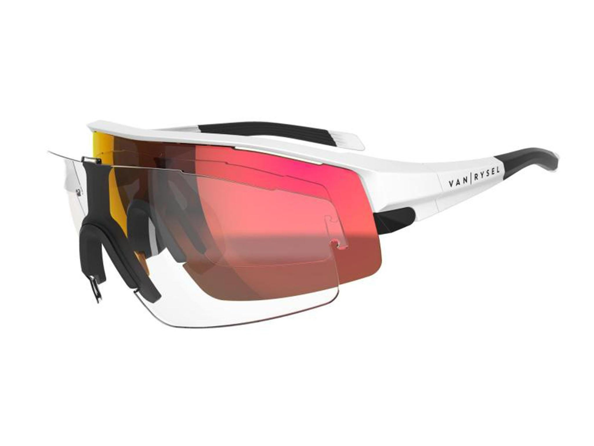 Best Cycling Glasses For Uv Water And Wind Protection