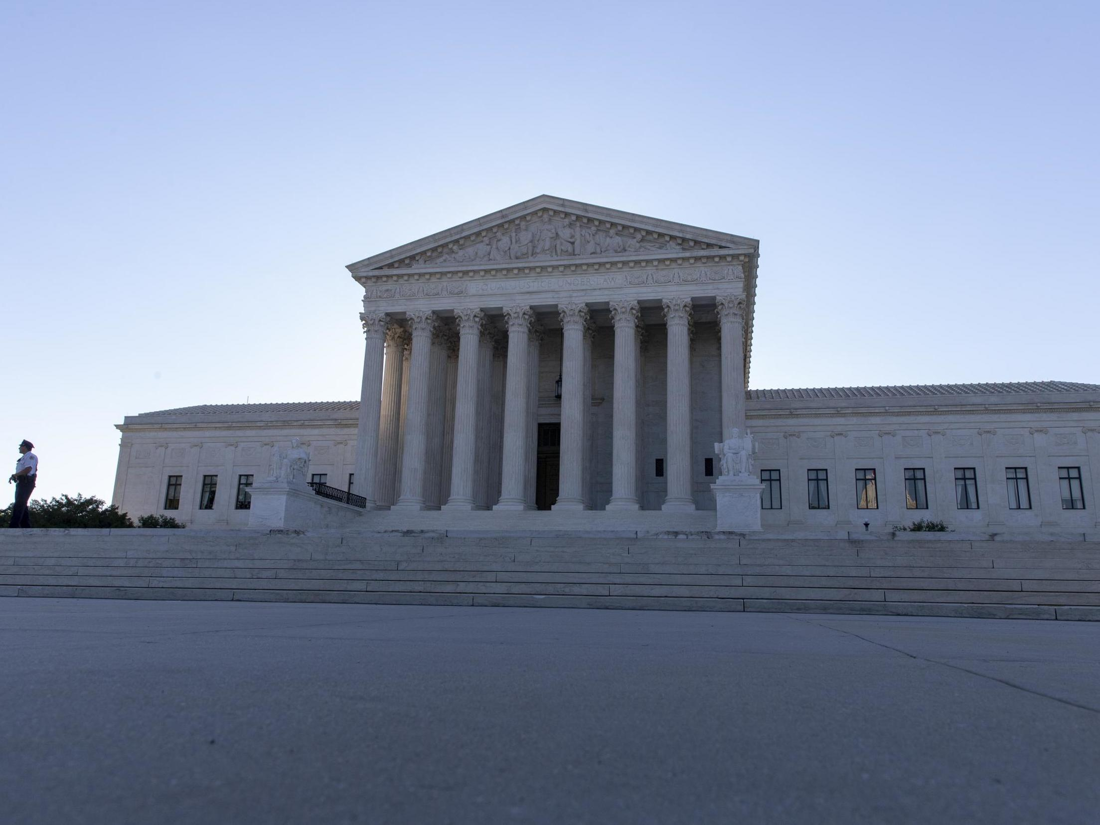 US Supreme Court - latest news, breaking stories and comment