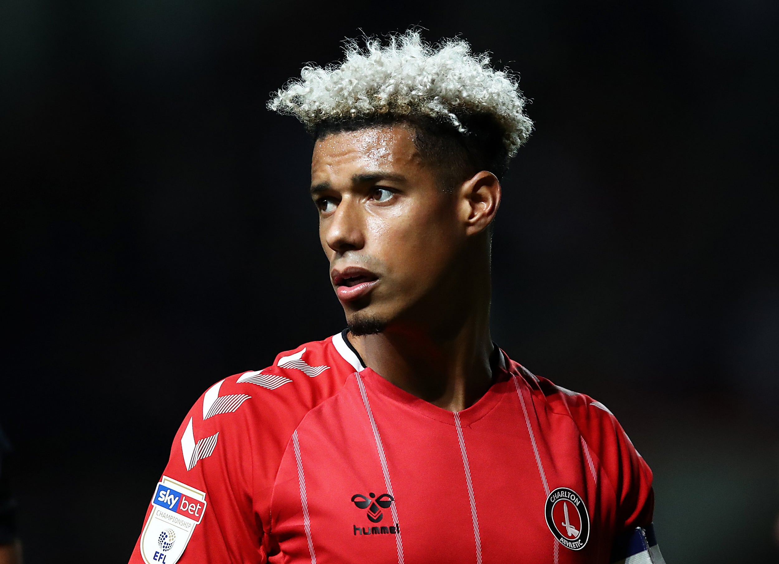 Lyle Taylor one of three Charlton players unwilling to return for remainder of Championship season