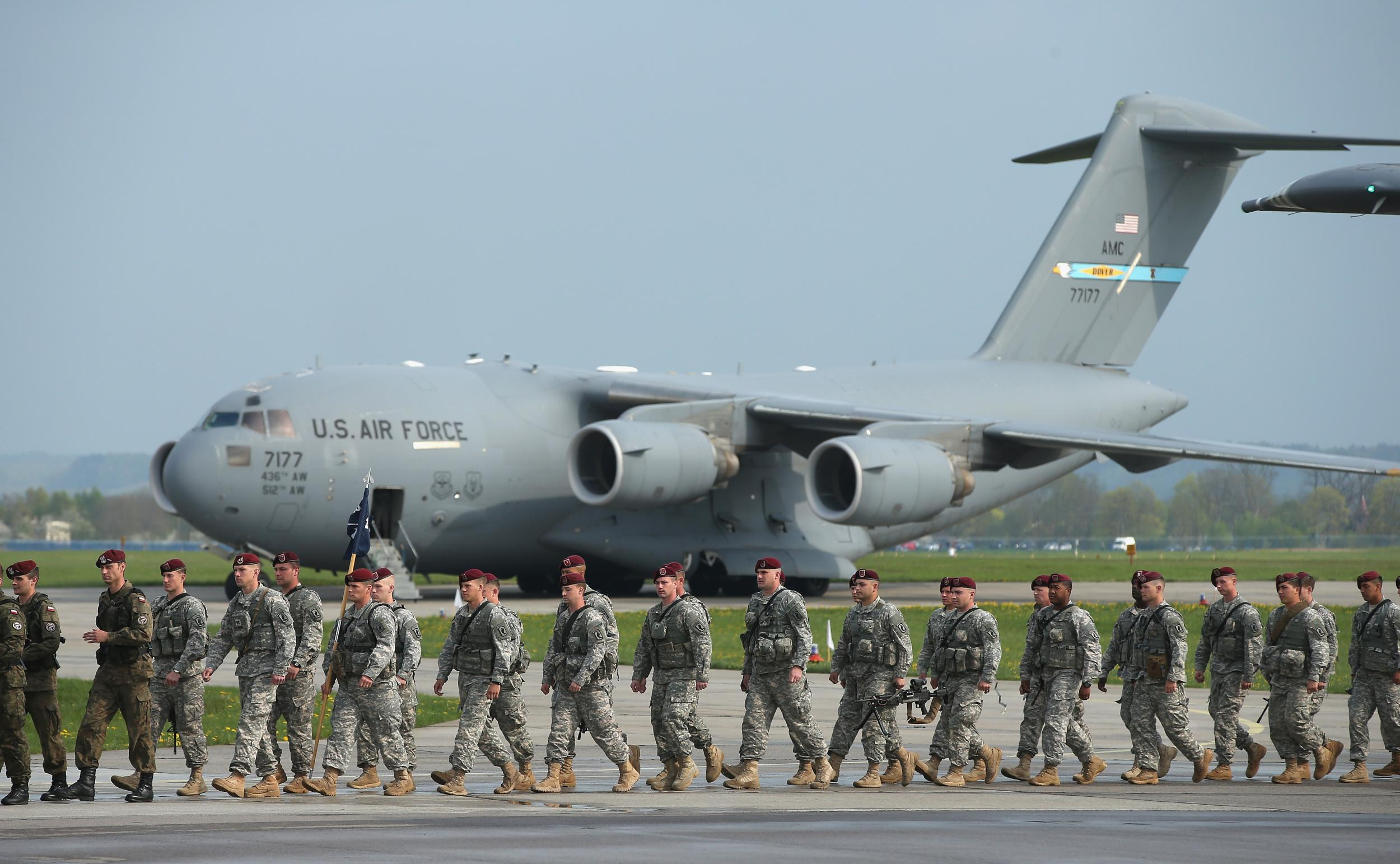 US Military - latest news, breaking stories and comment