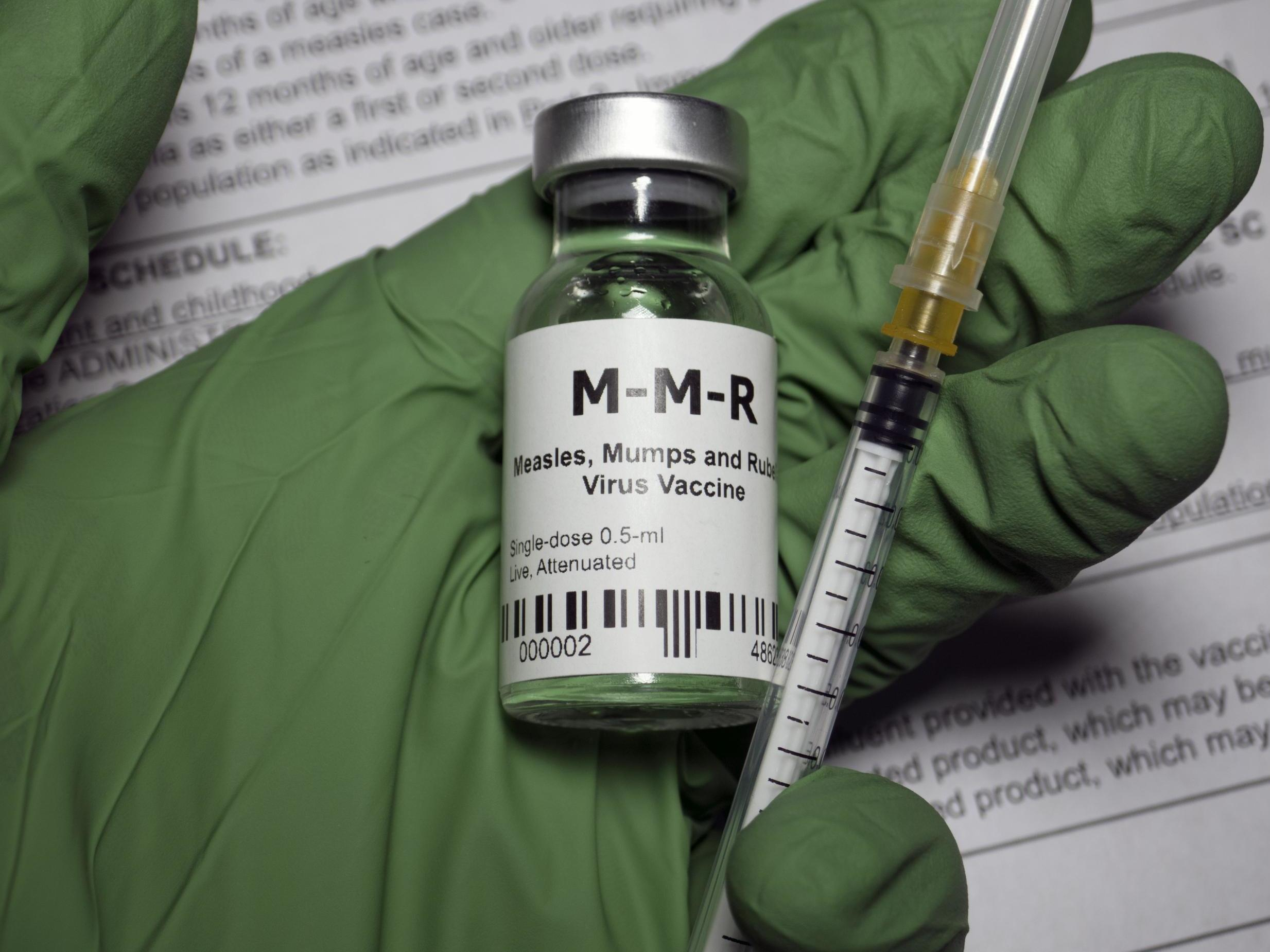 Ban children who haven't had MMR jab from going to school, GPs urge government