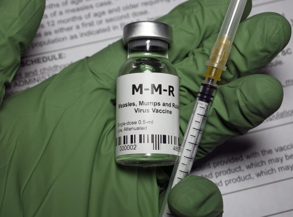 Europe has seen a rise in measles infections this year