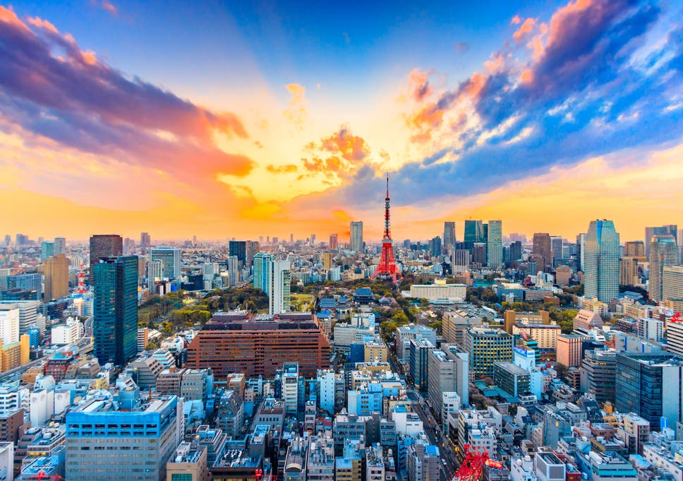 How to fly to Tokyo for £383 return | The Independent