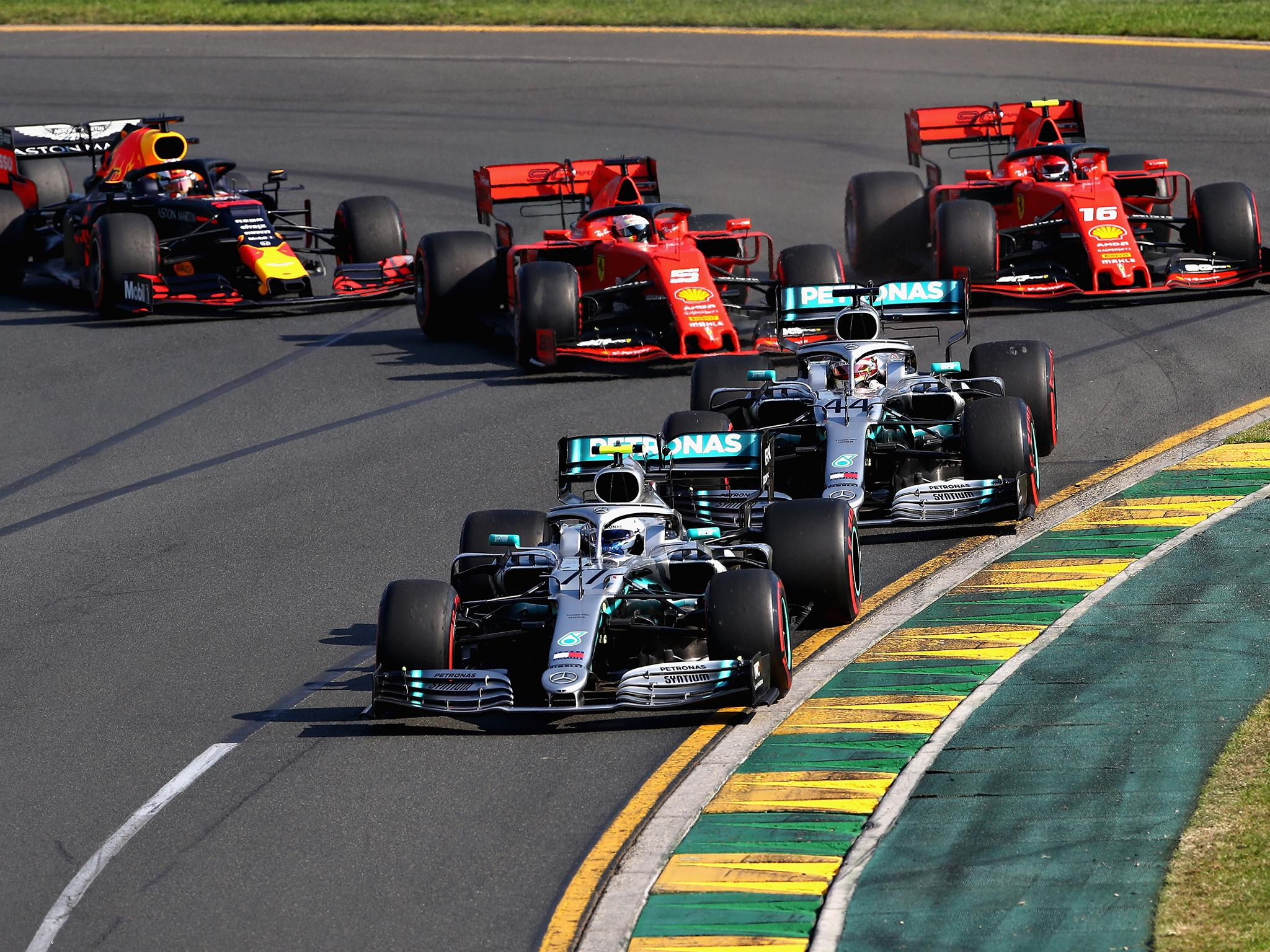 F1 2020 calendar: Formula One reveals gruelling 22-race schedule with seven back-to-back weekends