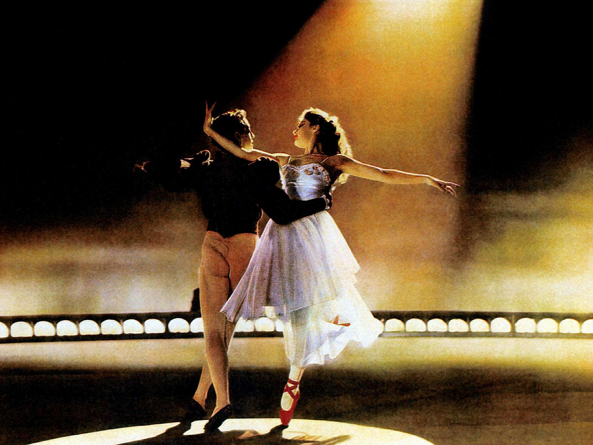 5. The Red Shoes