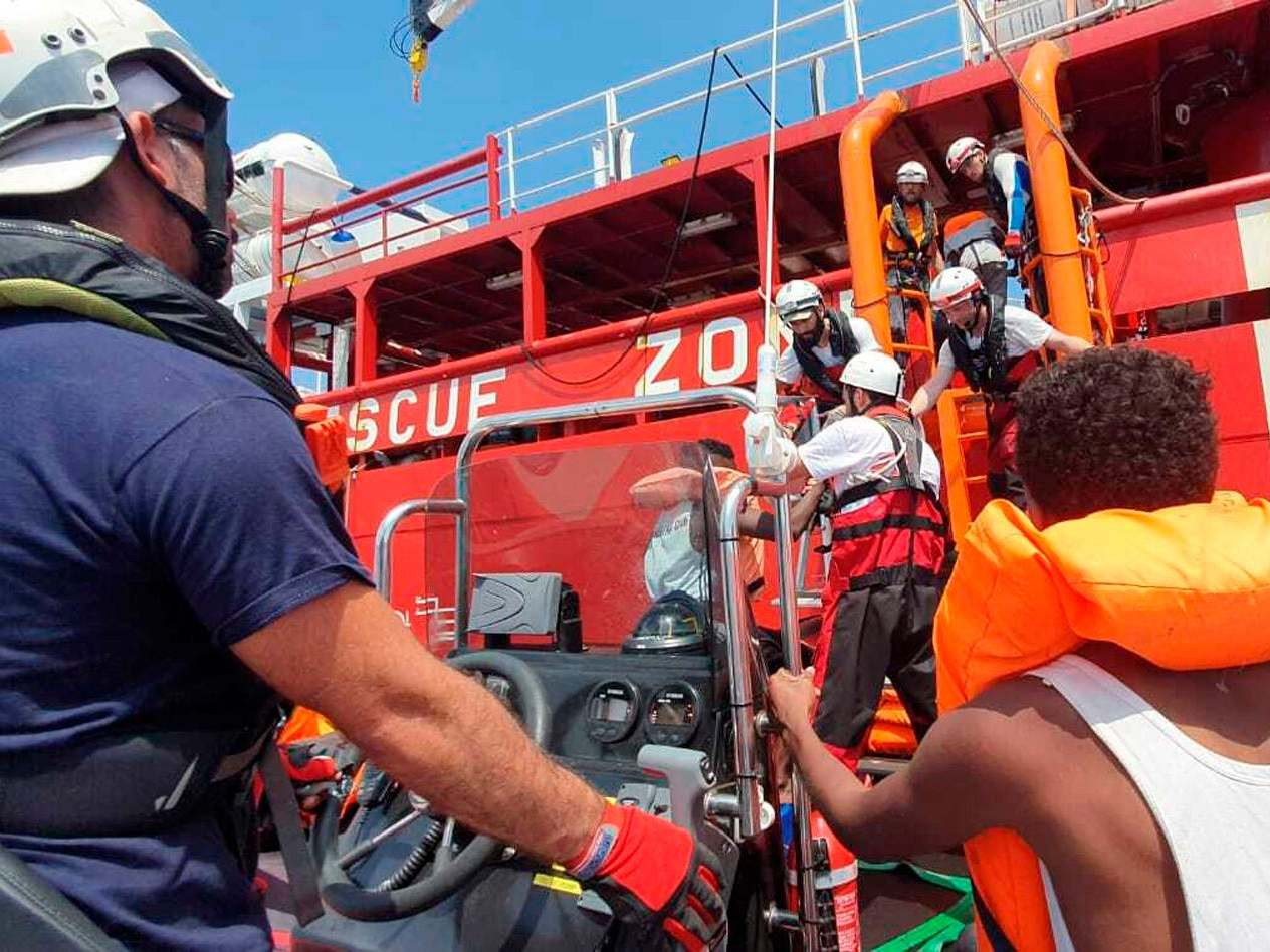 Mediterranean Sea - latest news, breaking stories and