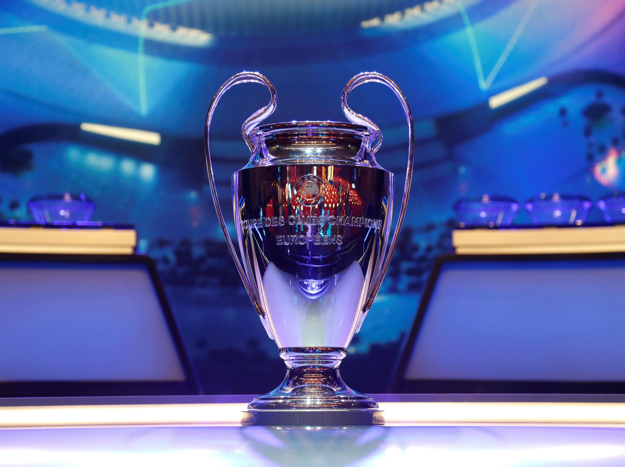 Champions League draw live stream: Watch Uefa group stage ceremony online and TV channel info