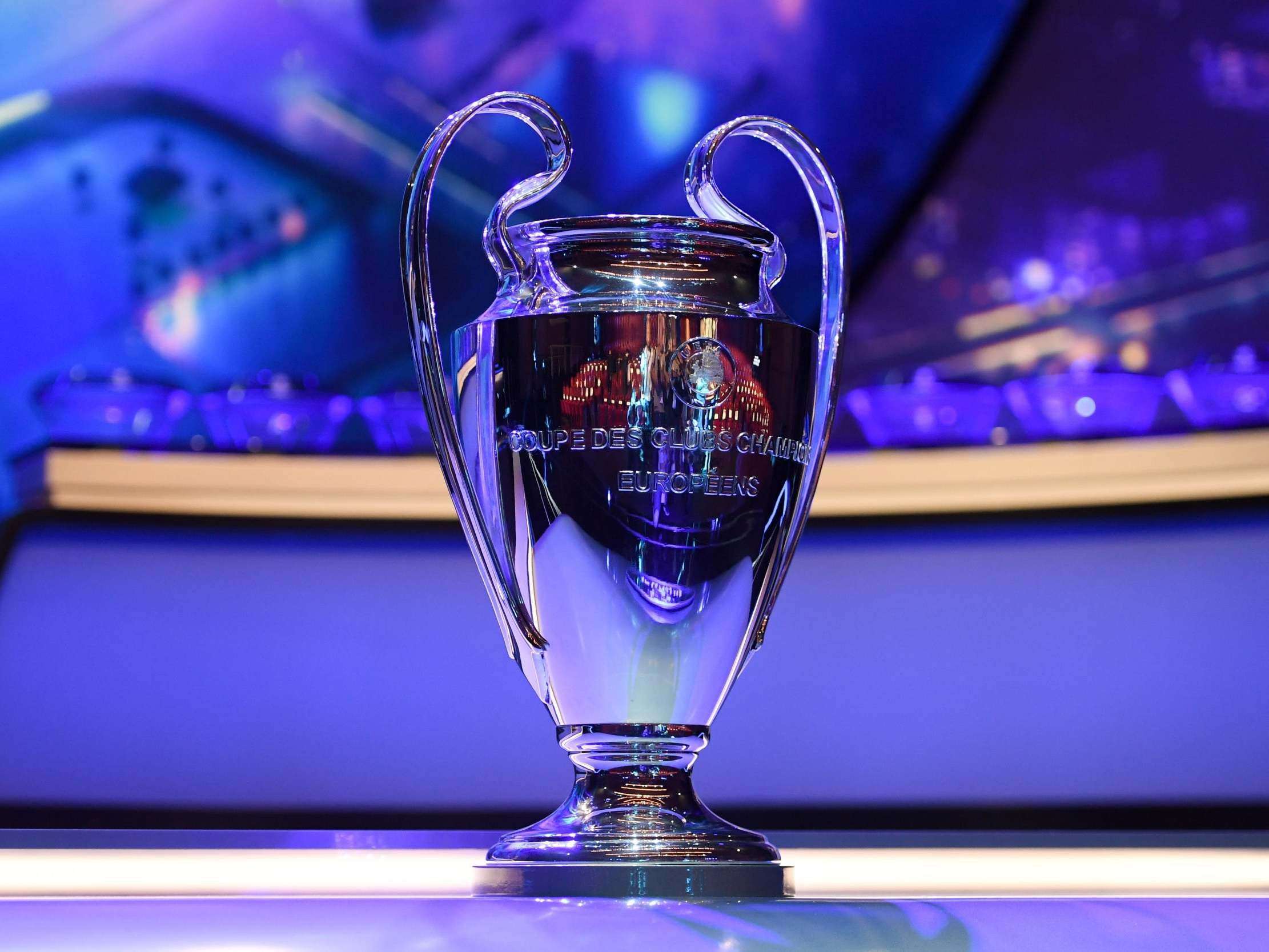 Champions League Draw 2019 Liverpool Chelsea Tottenham
