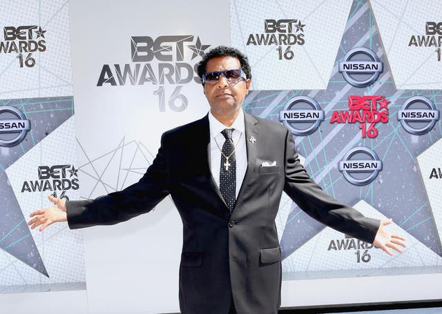 Alfred Jackson at the BET Awards in 2016