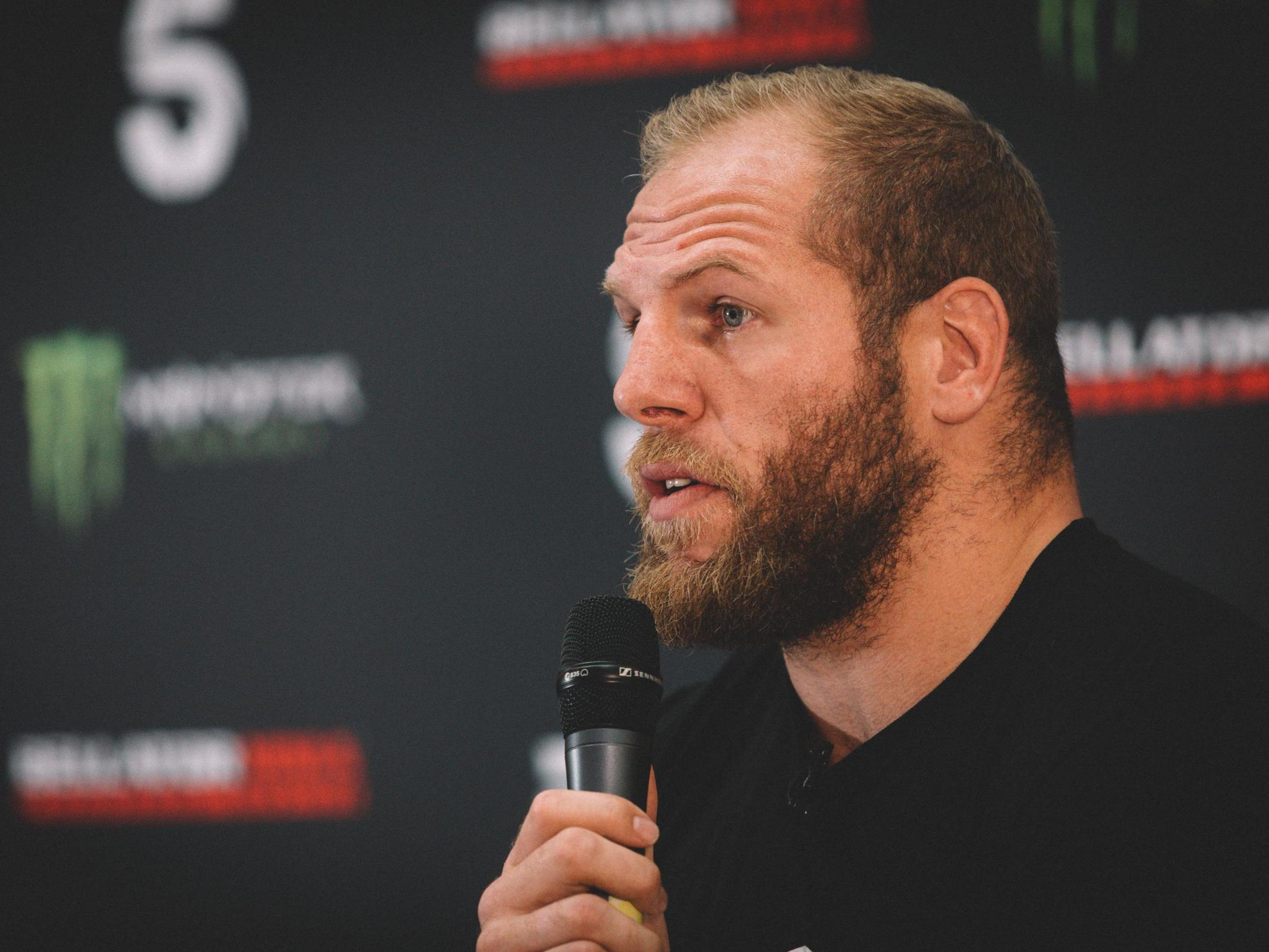 James Haskell happy to be fuelled by fear as he starts new chapter in the brutal world of Bellator MMA