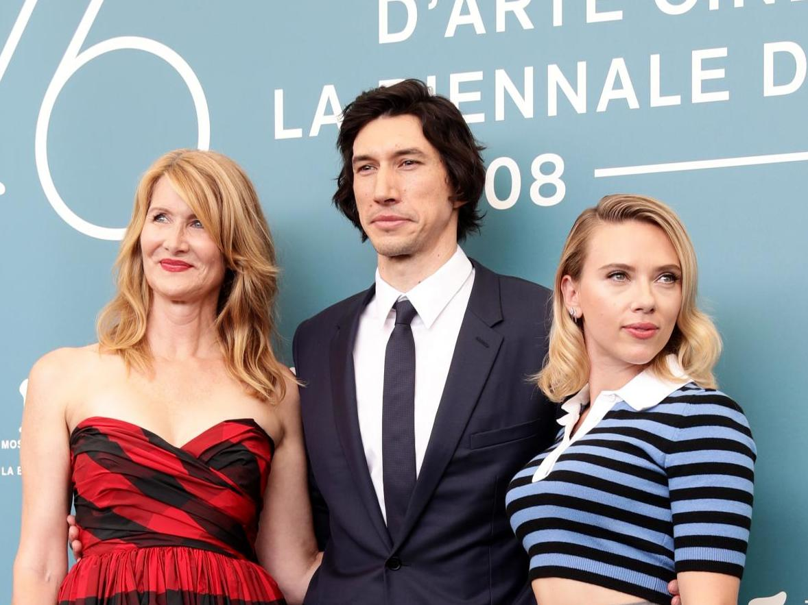 Marriage Story: Critics hail divorce drama as serious Oscar