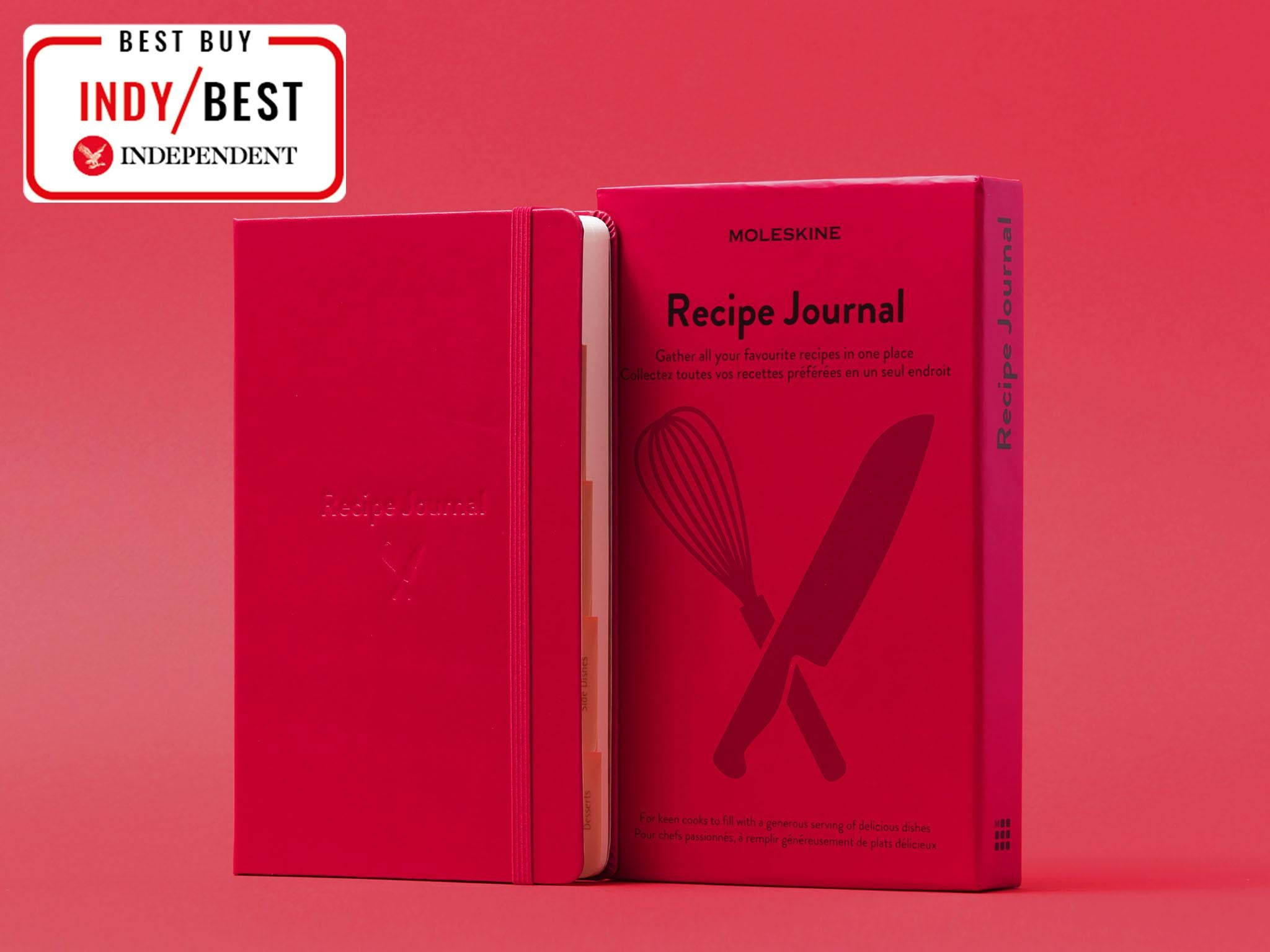 Best recipe files with dividers, flashcards, conversion