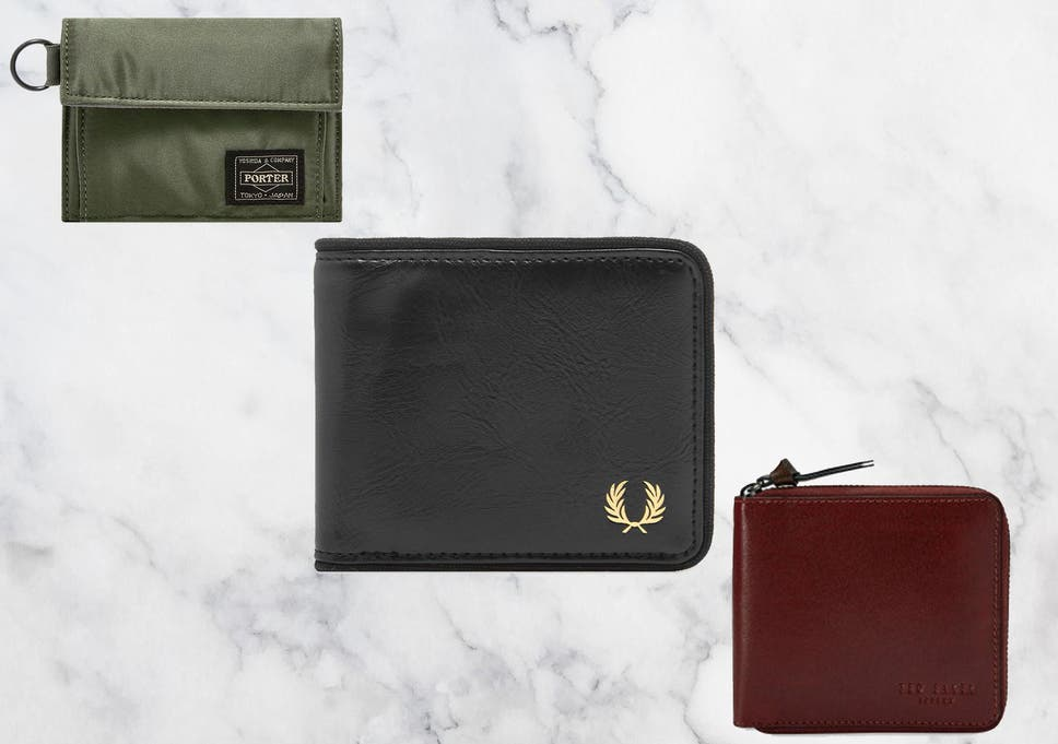 Best men's wallet for premium storage and style