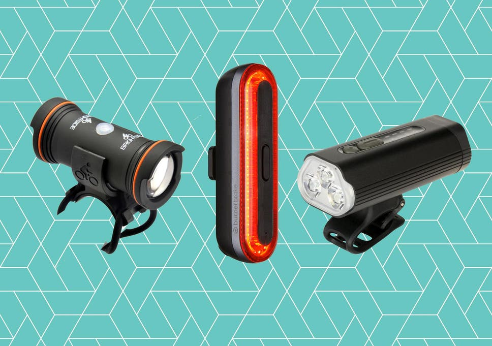 Best bike lights for late-night visibility