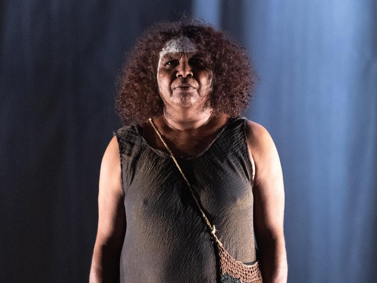 Ningali Lawford-Wolf: Actor dedicated to stories about the indigenous Australian experience