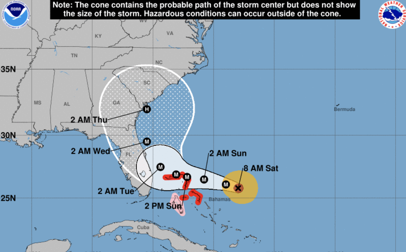 Hurricane Dorian travel advice: Is it safe to visit Florida