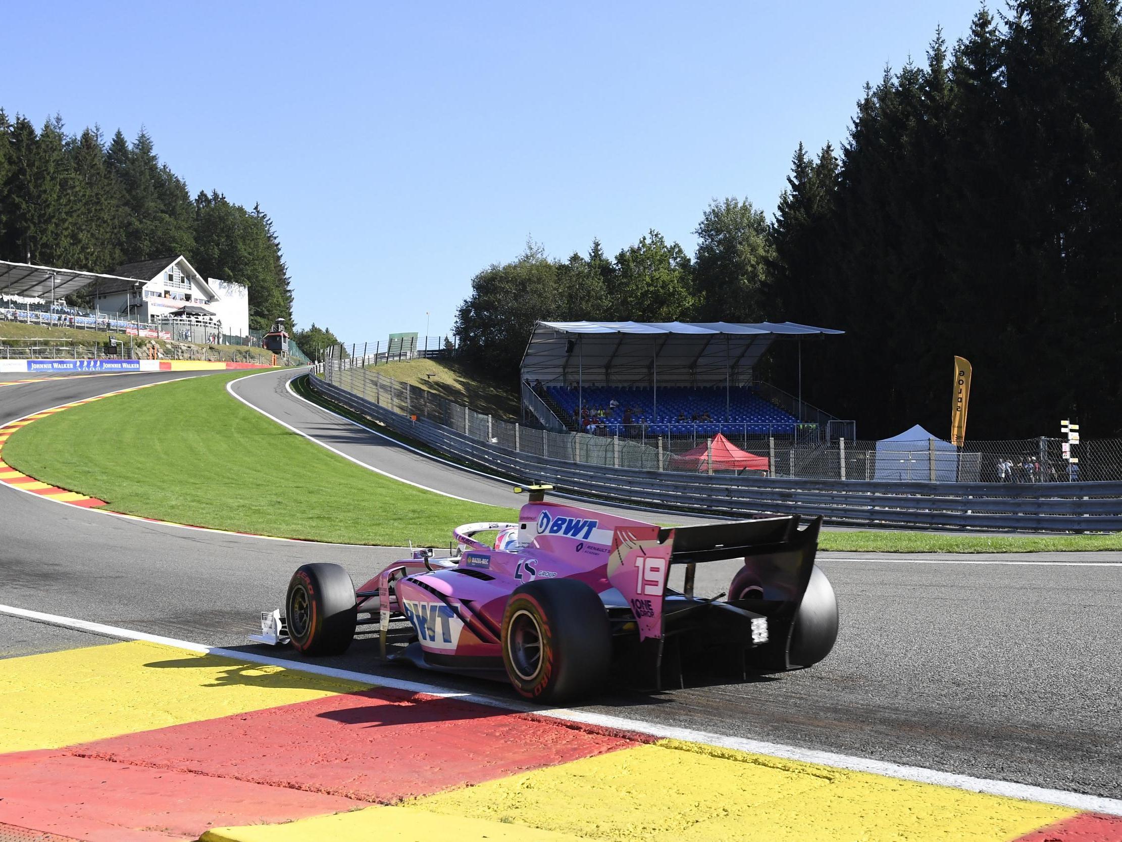 Anthoine Hubert death: F2 driver killed in Belgium GP
