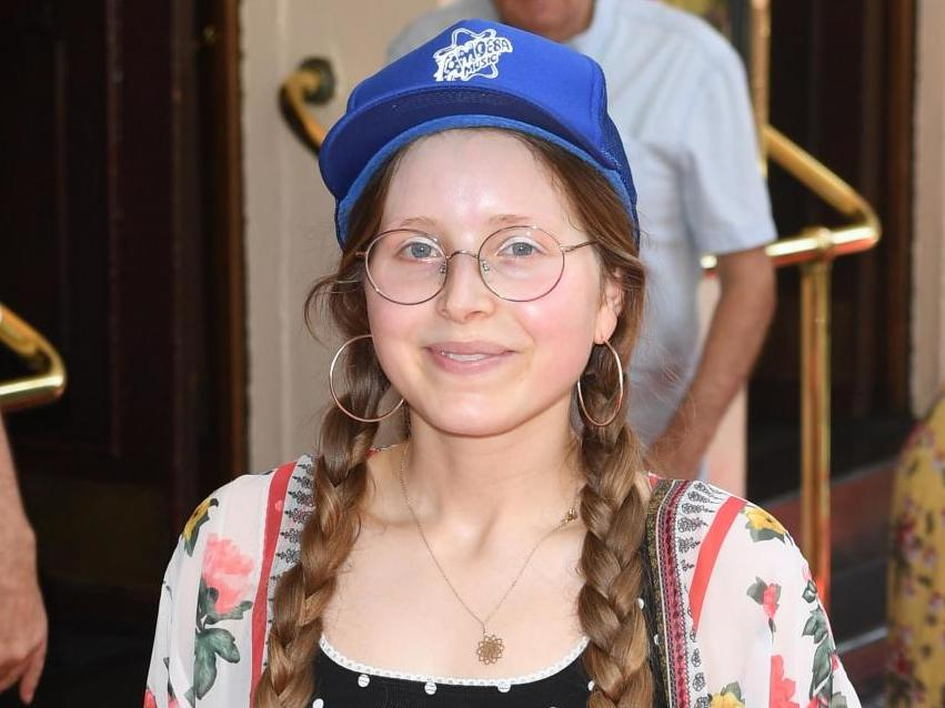 Harry Potter star Jessie Cave says brother 'was not train-surfing' after being found dead next to railway tracks