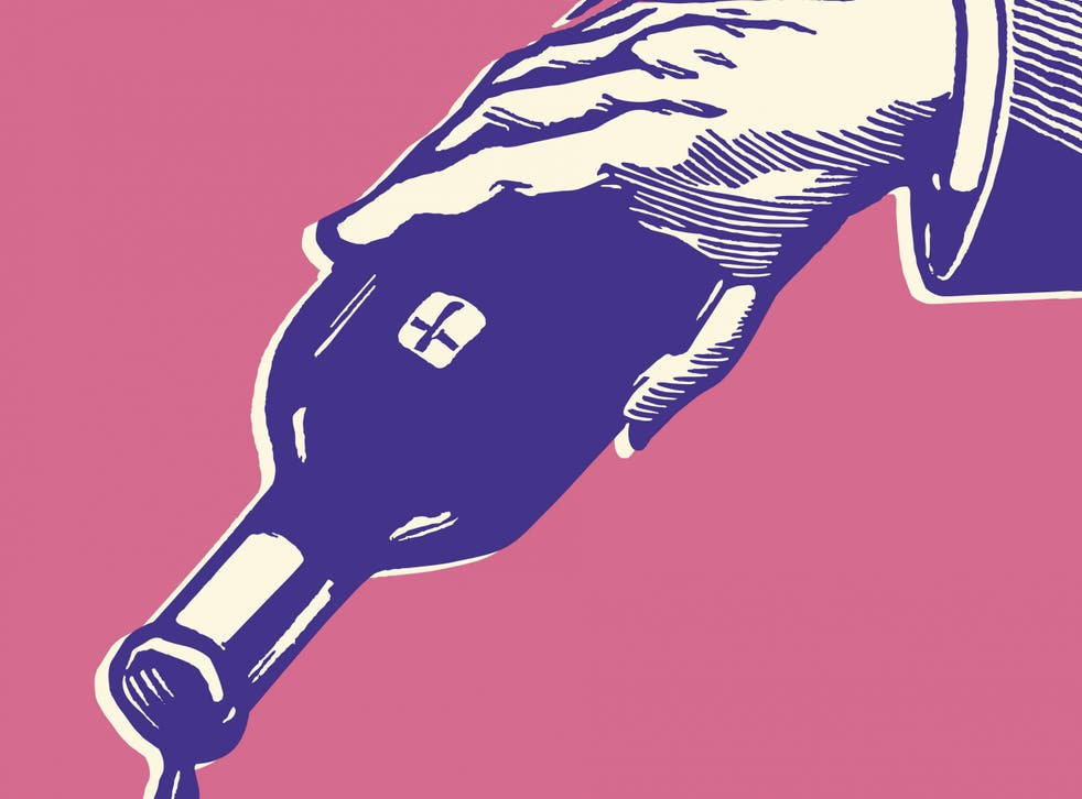 Keep your eyes on the prize: Always keep your thumb over the cork on sparkling wine
