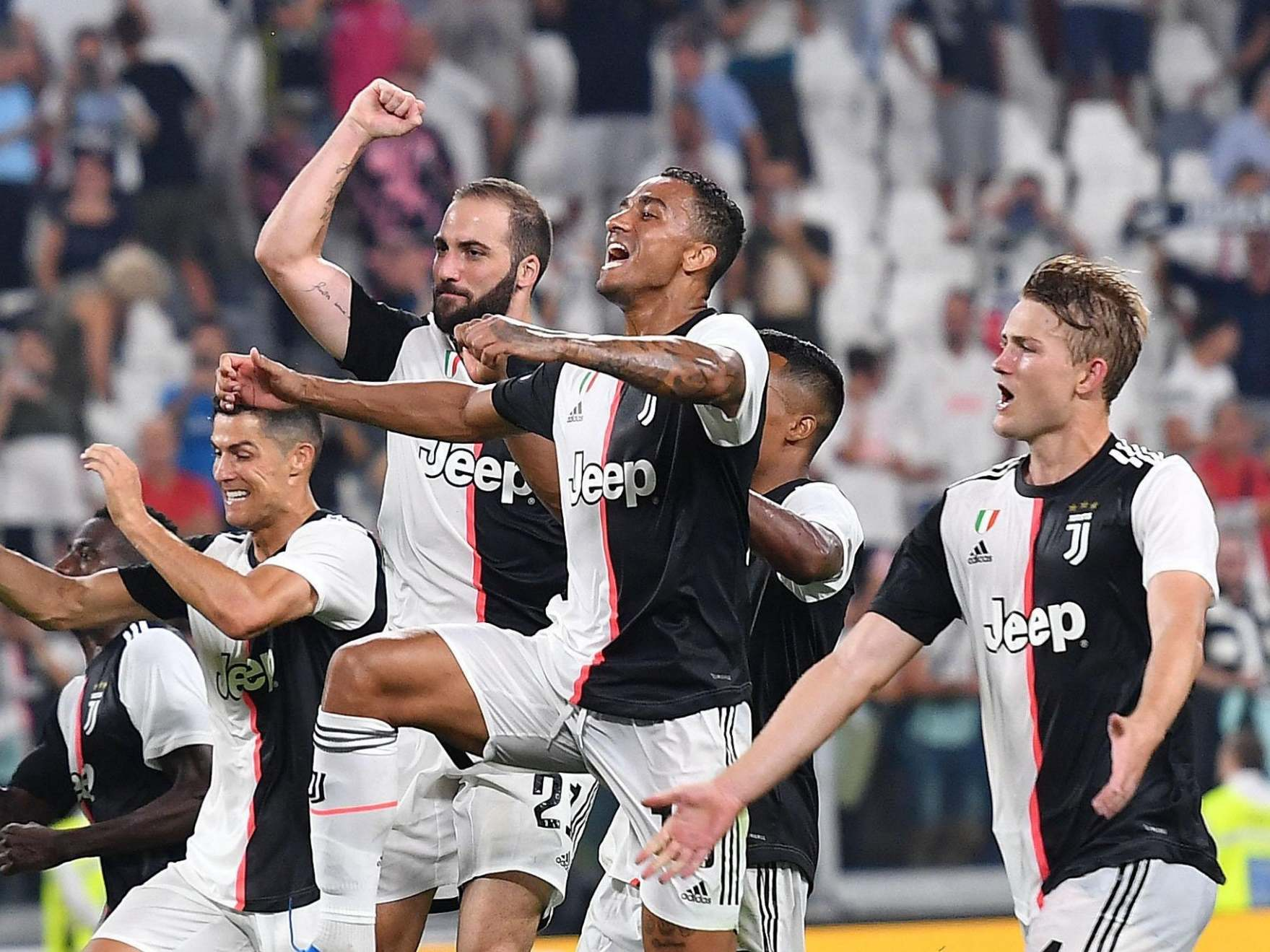 Juventus Vs Napoli Giovanni Martusciello Hails Never Give Up Attitude After Securing Last Gasp Win Against Title Rivals The Independent The Independent