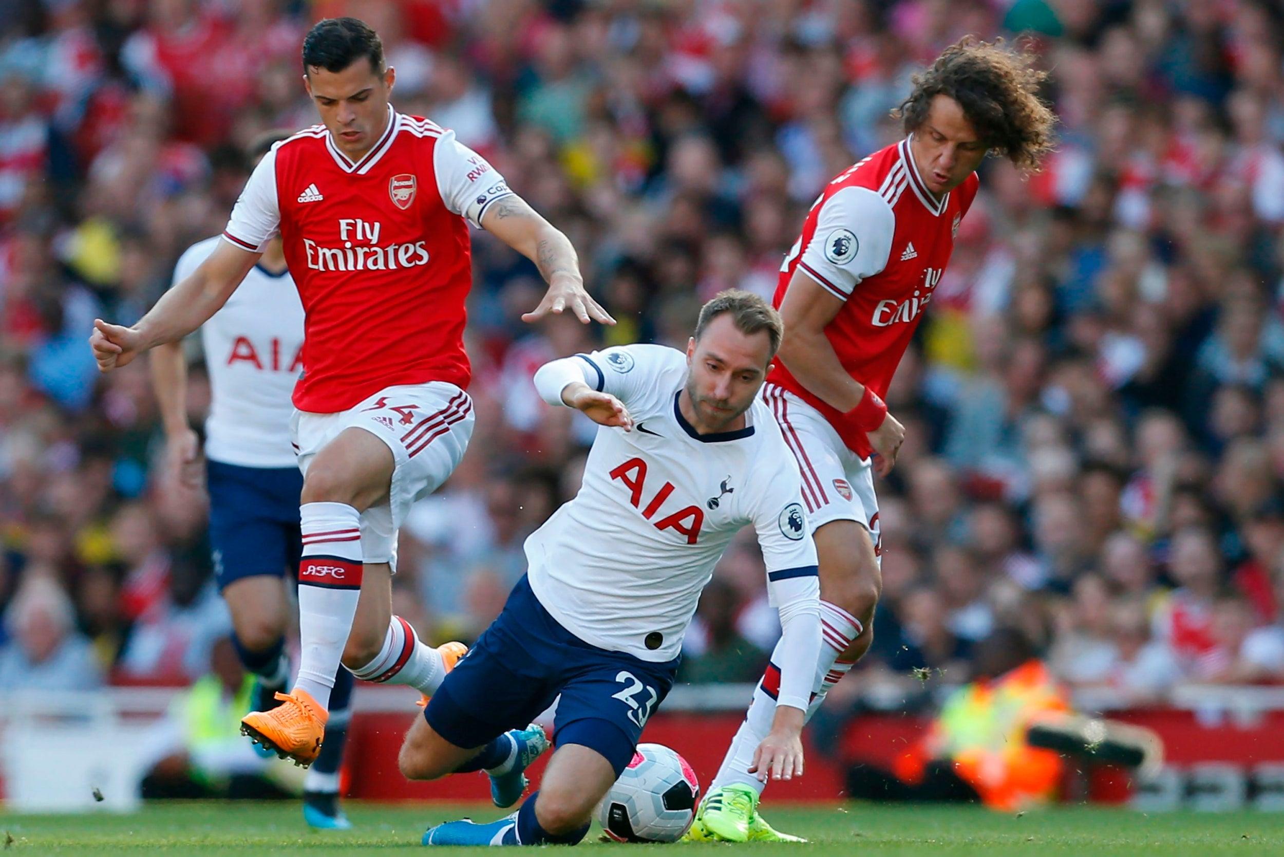 Arsenal vs Tottenham result: Pierre-Emerick Aubameyang ...Tottenham Vs Arsenal