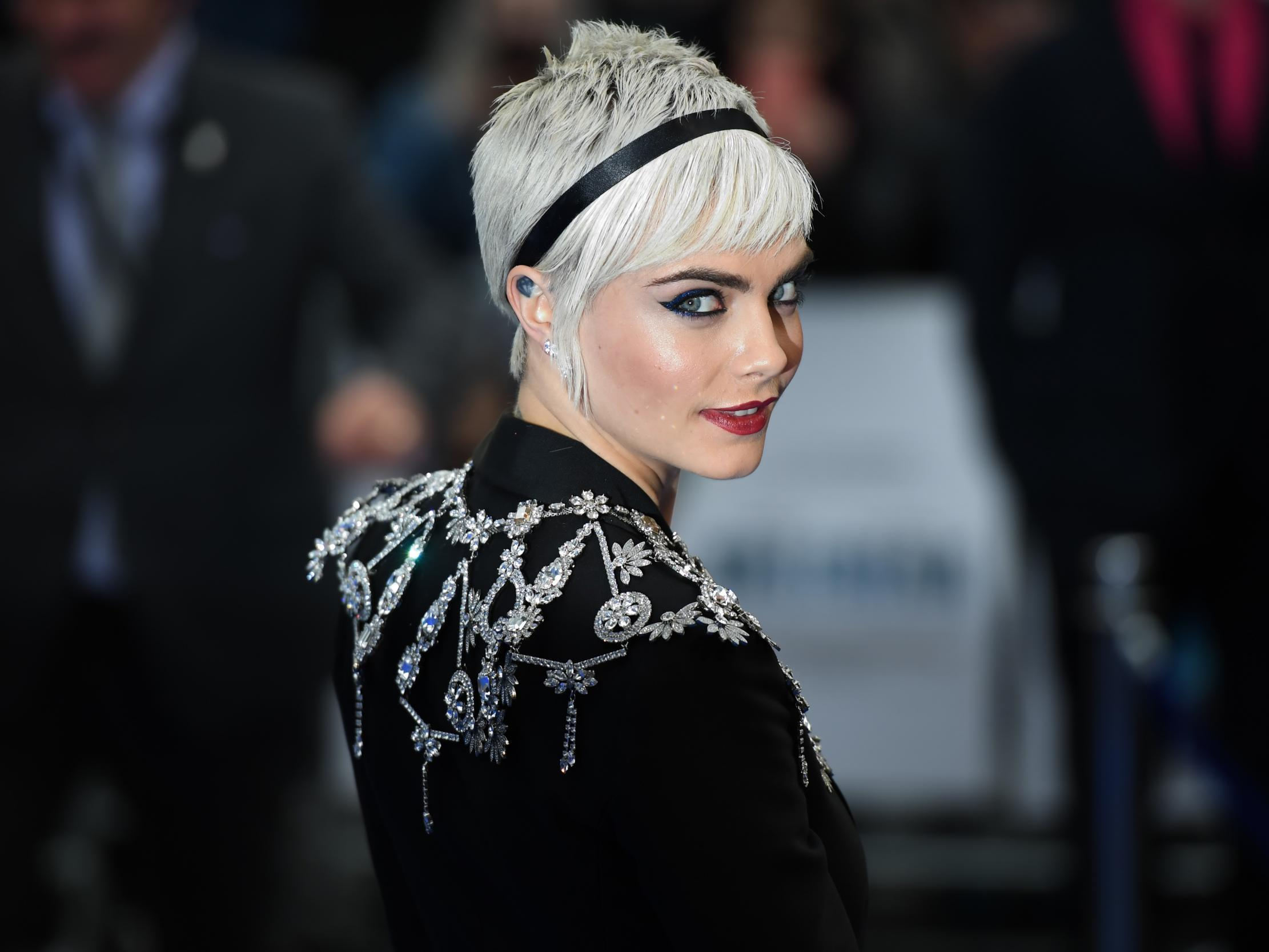 Cara Delevingne 'didn't really know what assault was' before #MeToo