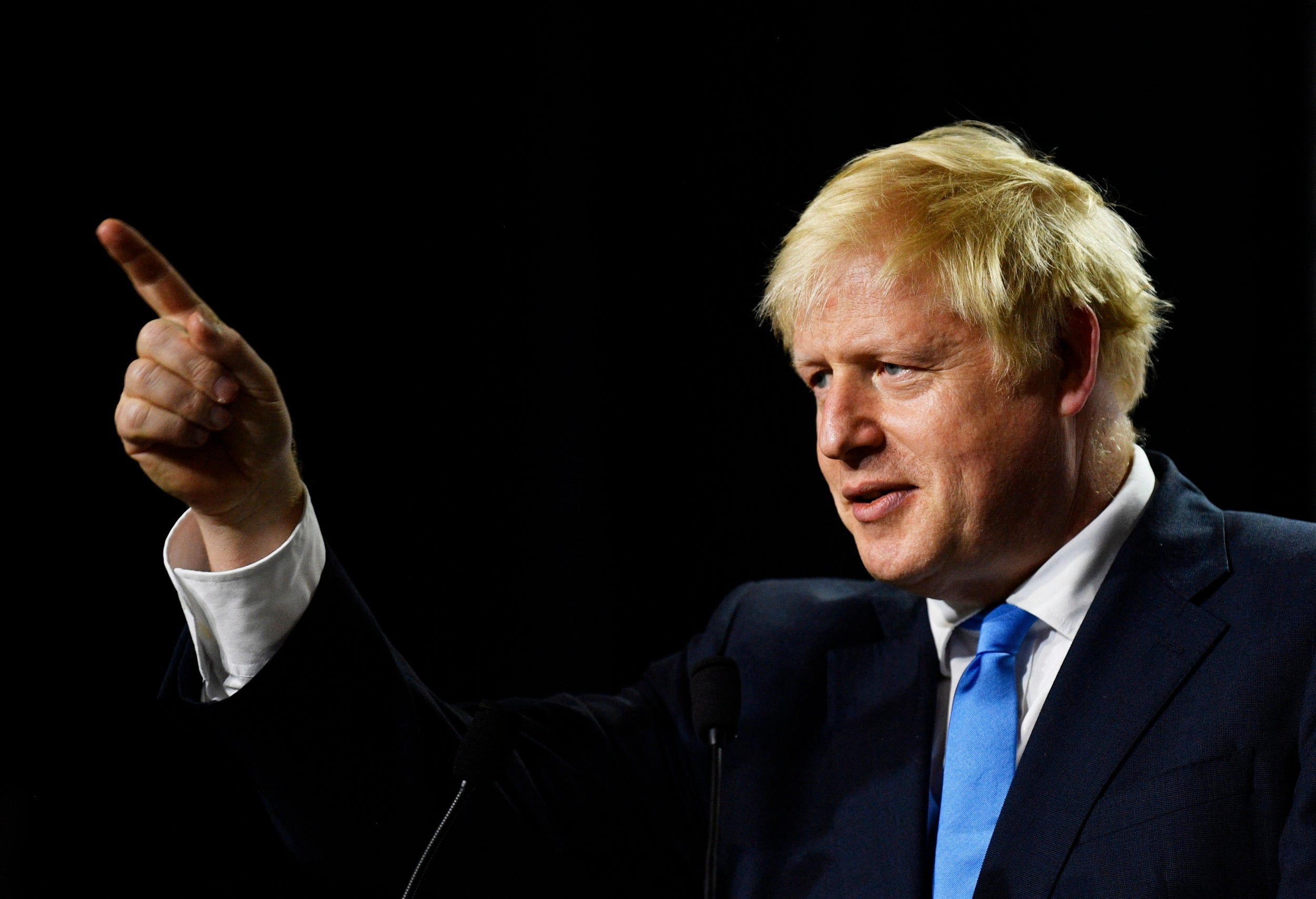 Did you really expect Boris Johnson to say, 'Yes, I lied to the Queen'?