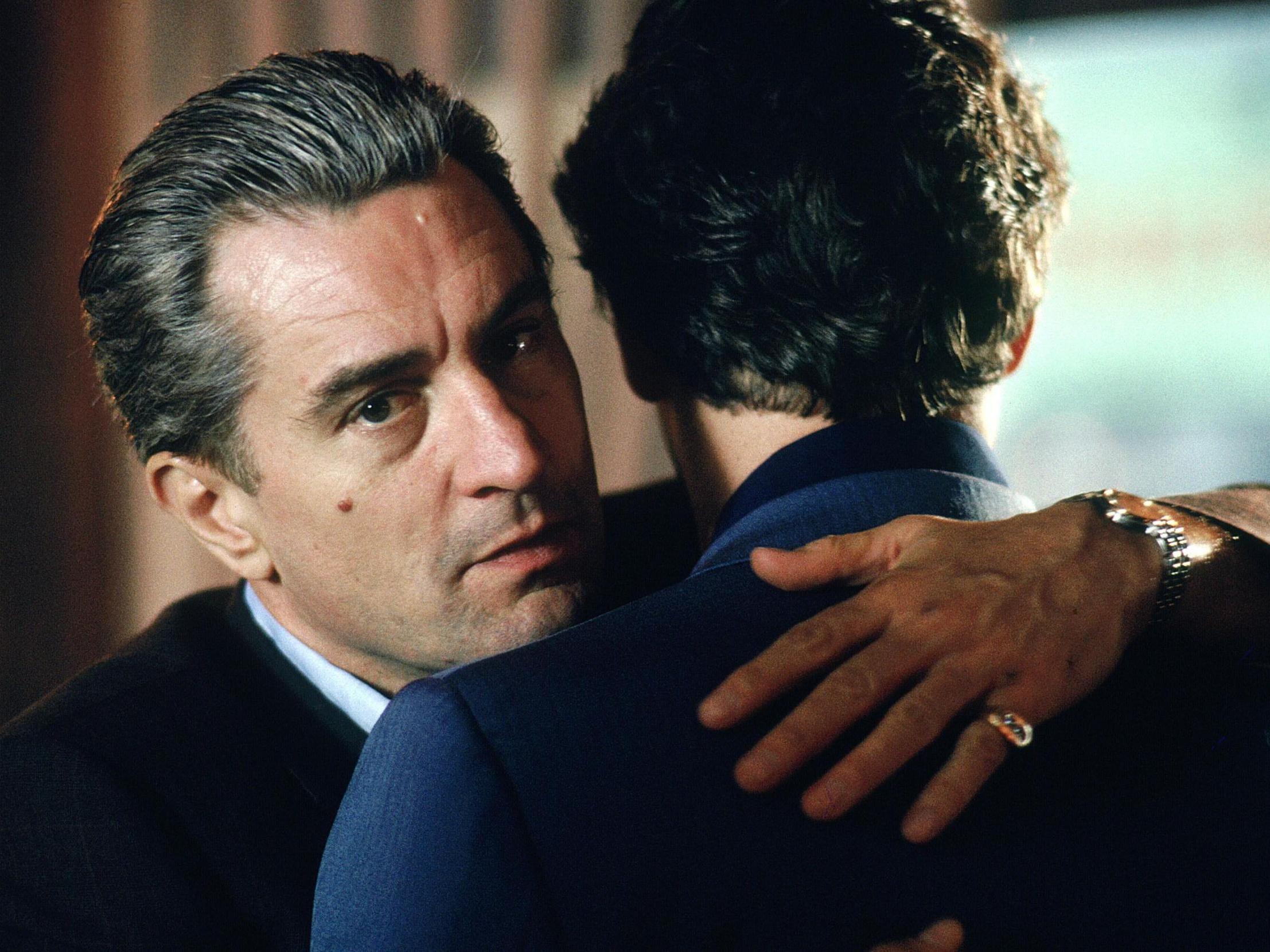 Robert De Niro recreated classic Goodfellas scene for The Irishman