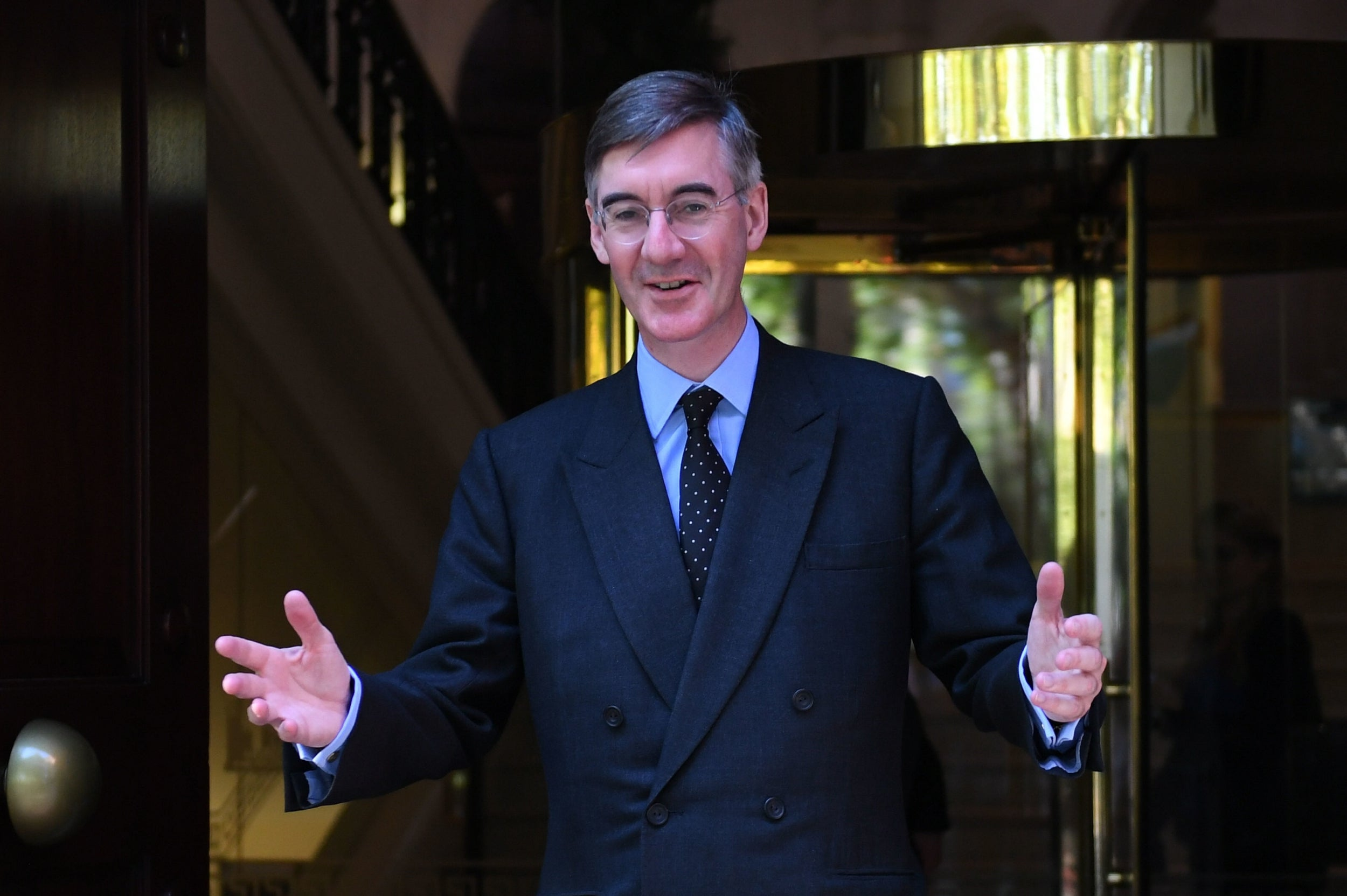 'Absolutely disgusting': Jacob Rees-Mogg condemned for likening doctor to disgraced anti-vaxxer for warning of deaths after no-deal Brexit