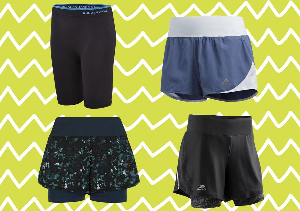 Best women's shorts that are breathable, covering and anti-chafe