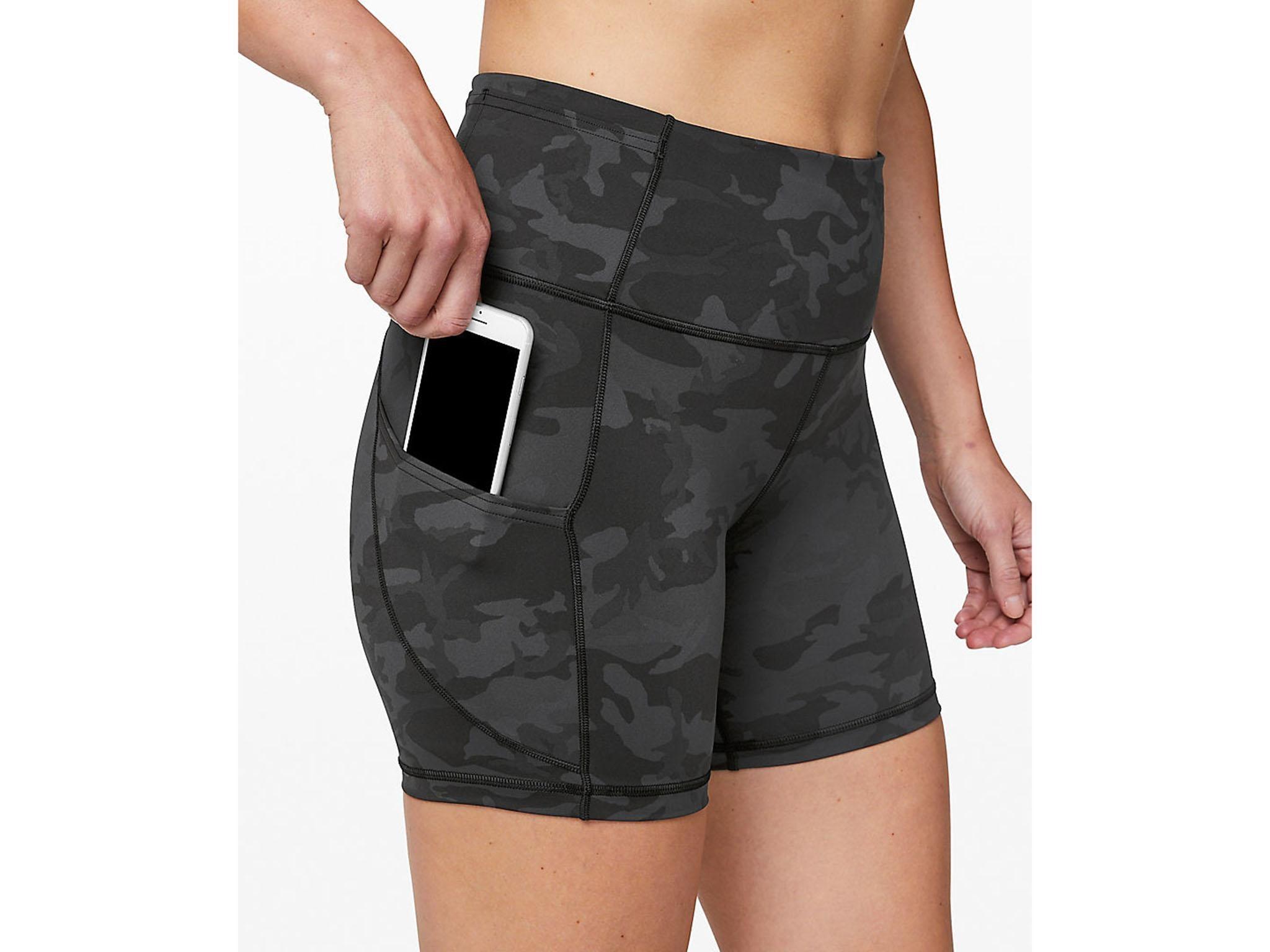 More Mile More-Tech Womens Running Shorts Green Chafe Free Comfort Racing Short