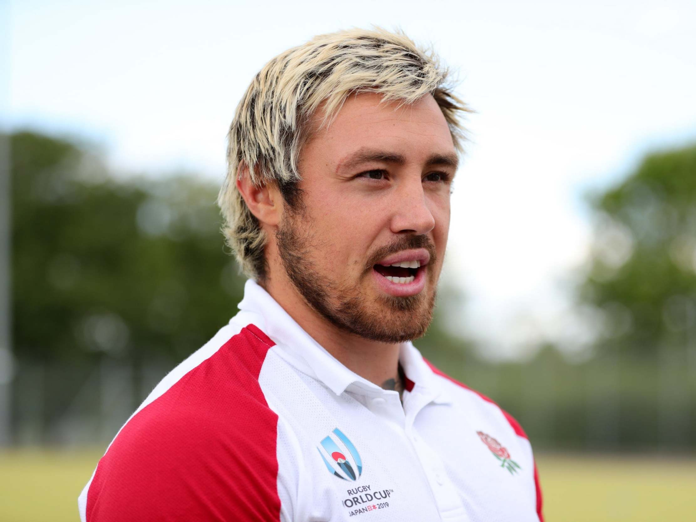 Rugby World Cup 2019: Jack Nowell has surgery to have appendix removed in setback to injury recovery