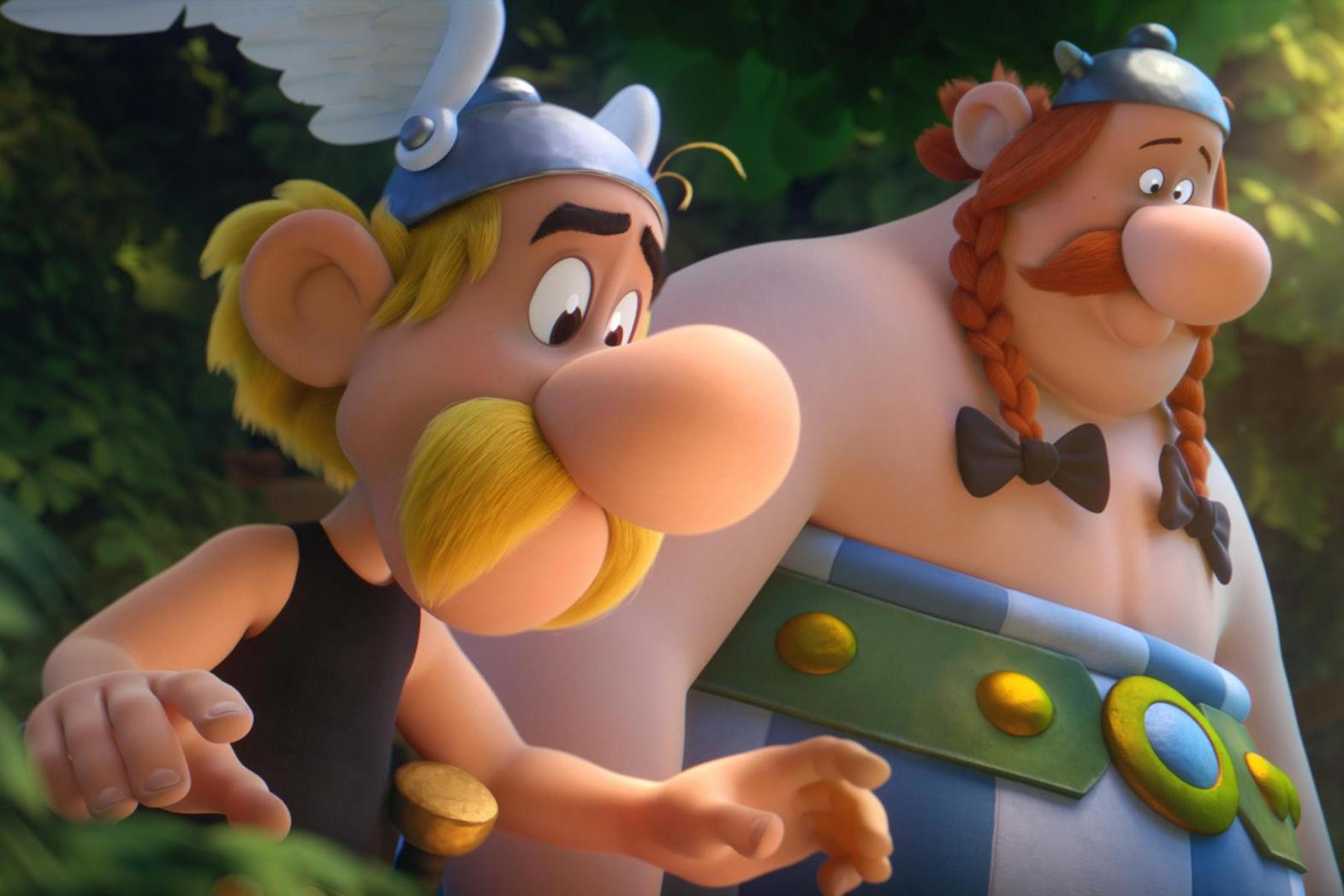 How Asterix: The Secret of the Magic Potion brings a quintessentiall…